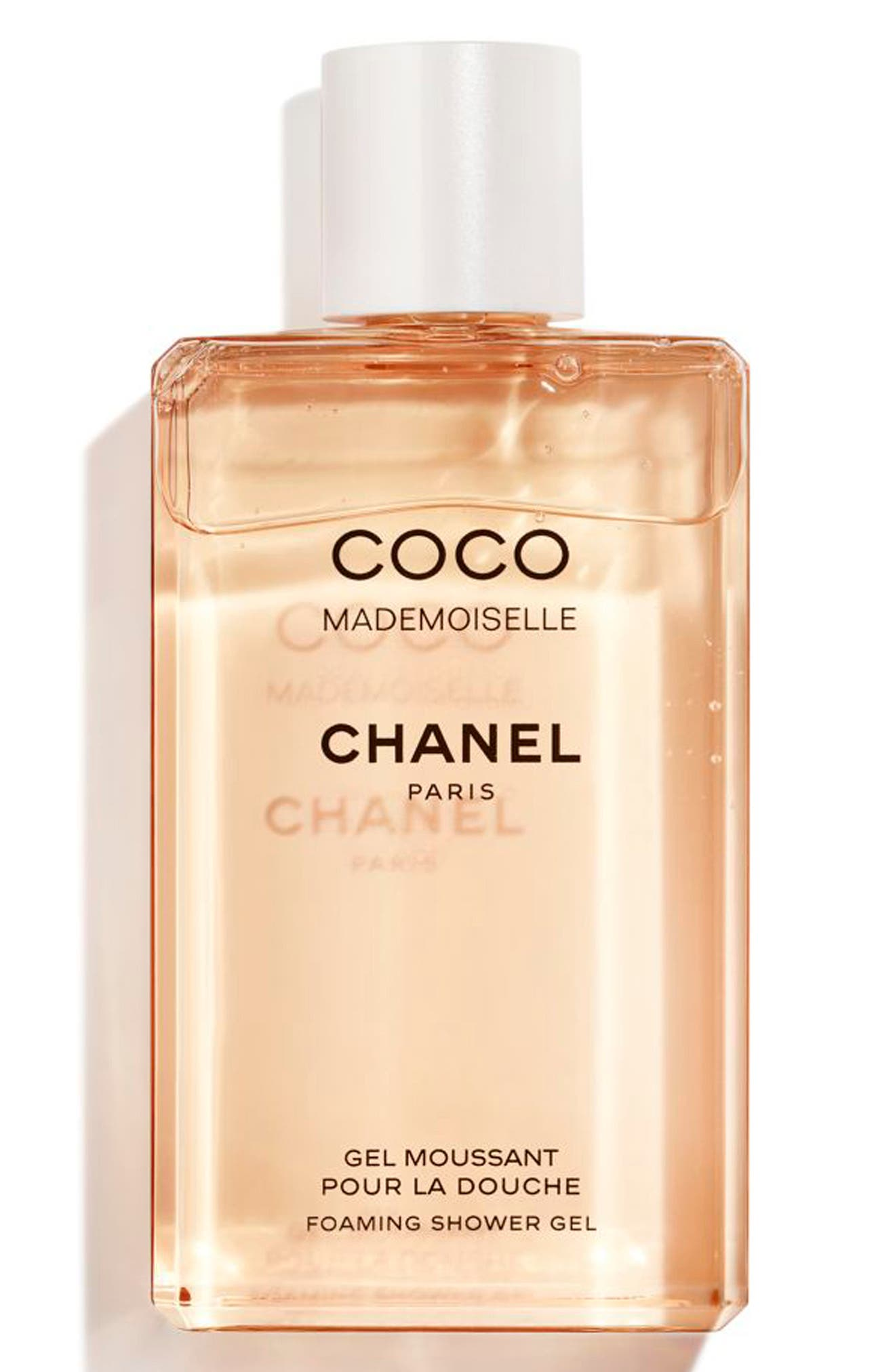 CHANEL, COCO MADEMOISELLE<br />Foaming Shower Gel, Alternate thumbnail 2, color, NO COLOR