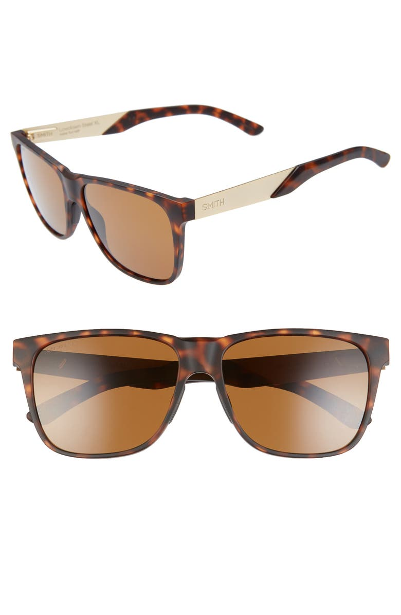 Smith LOWDOWN XL STEEL 59MM CHROMAPOP(TM) SUNGLASSES