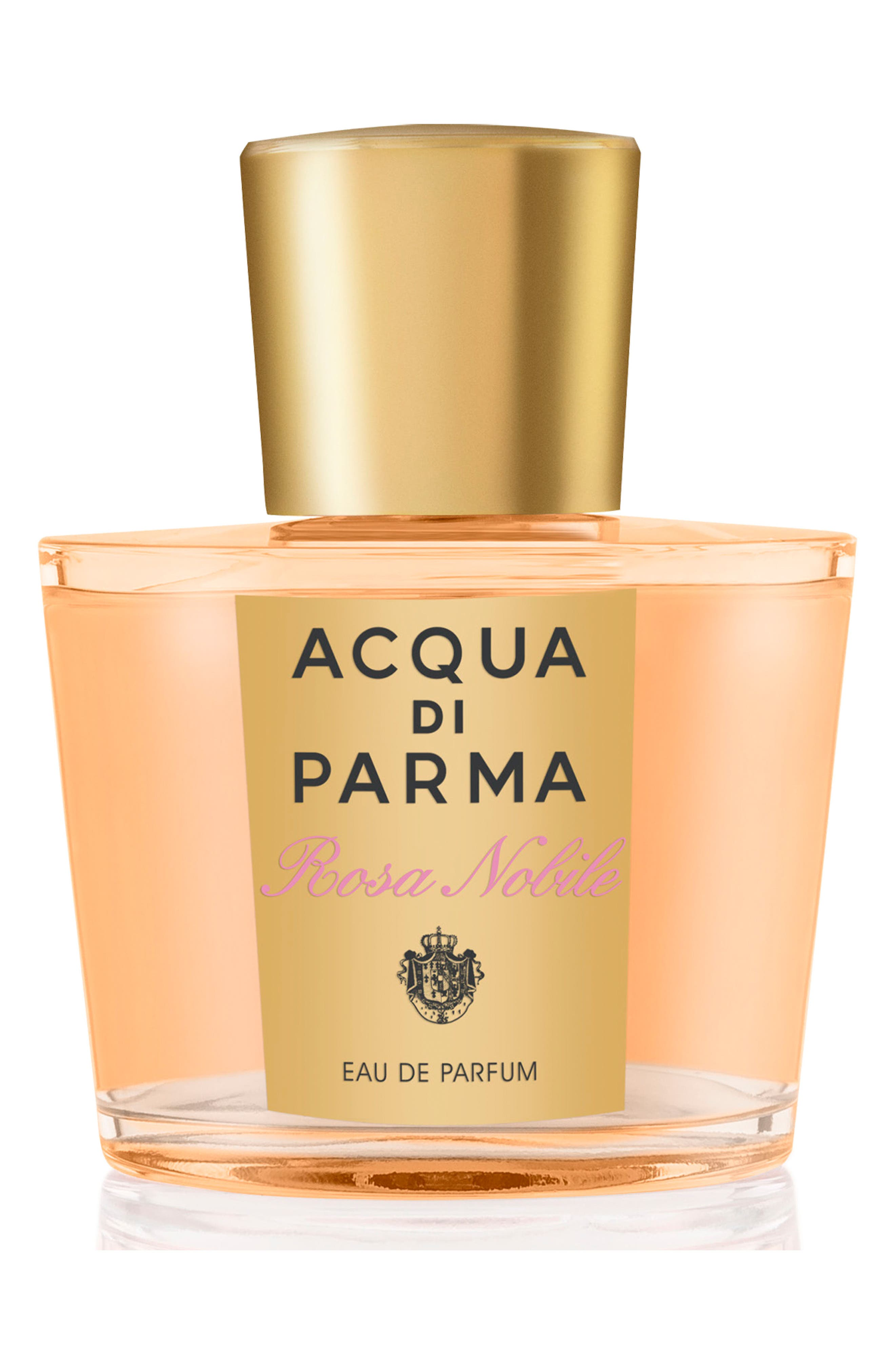 ACQUA DI PARMA, Rosa Nobile Eau de Parfum, Main thumbnail 1, color, NO COLOR