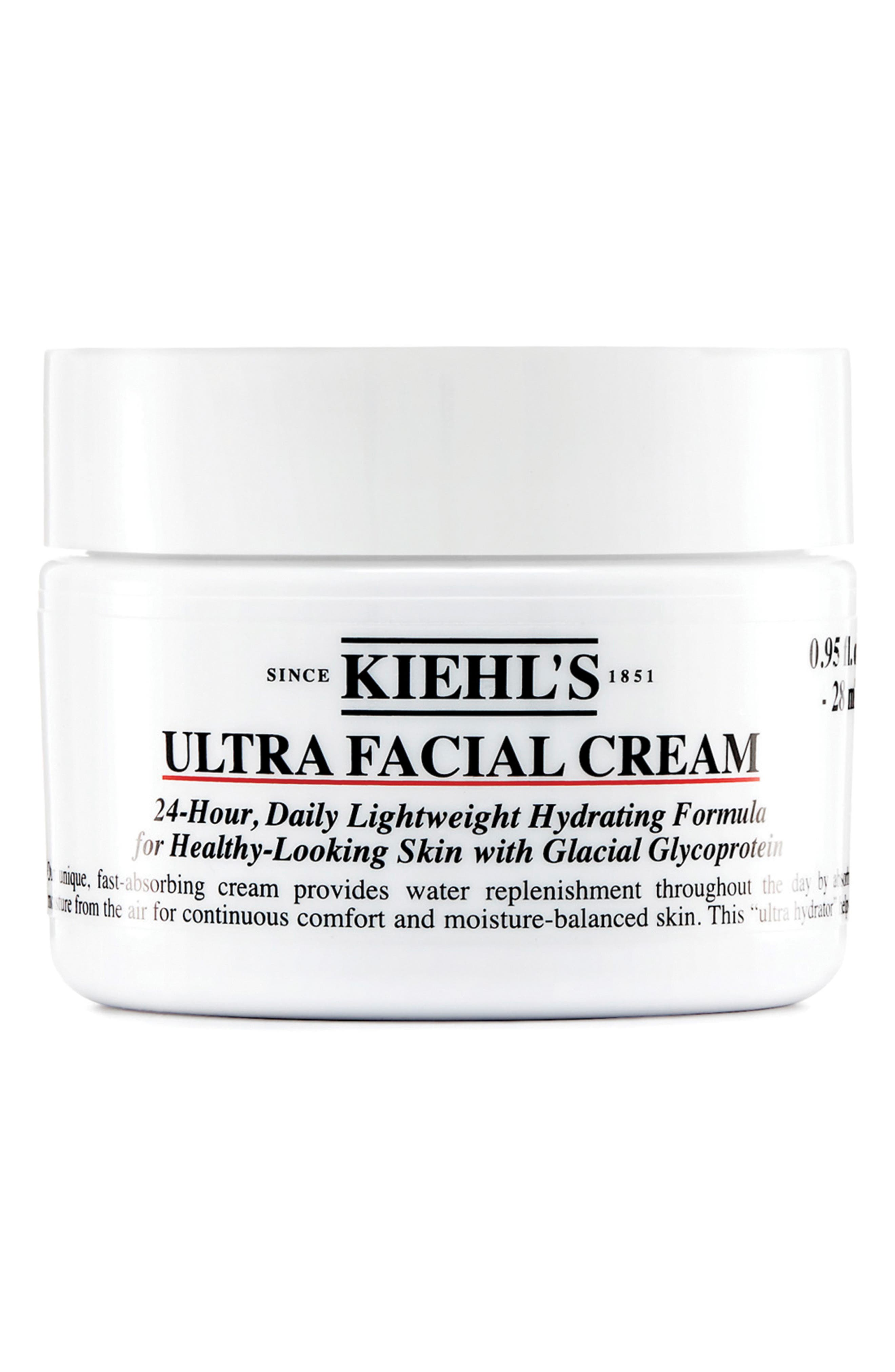 KIEHL'S SINCE 1851, Ultra Facial Cream, Alternate thumbnail 4, color, NO COLOR