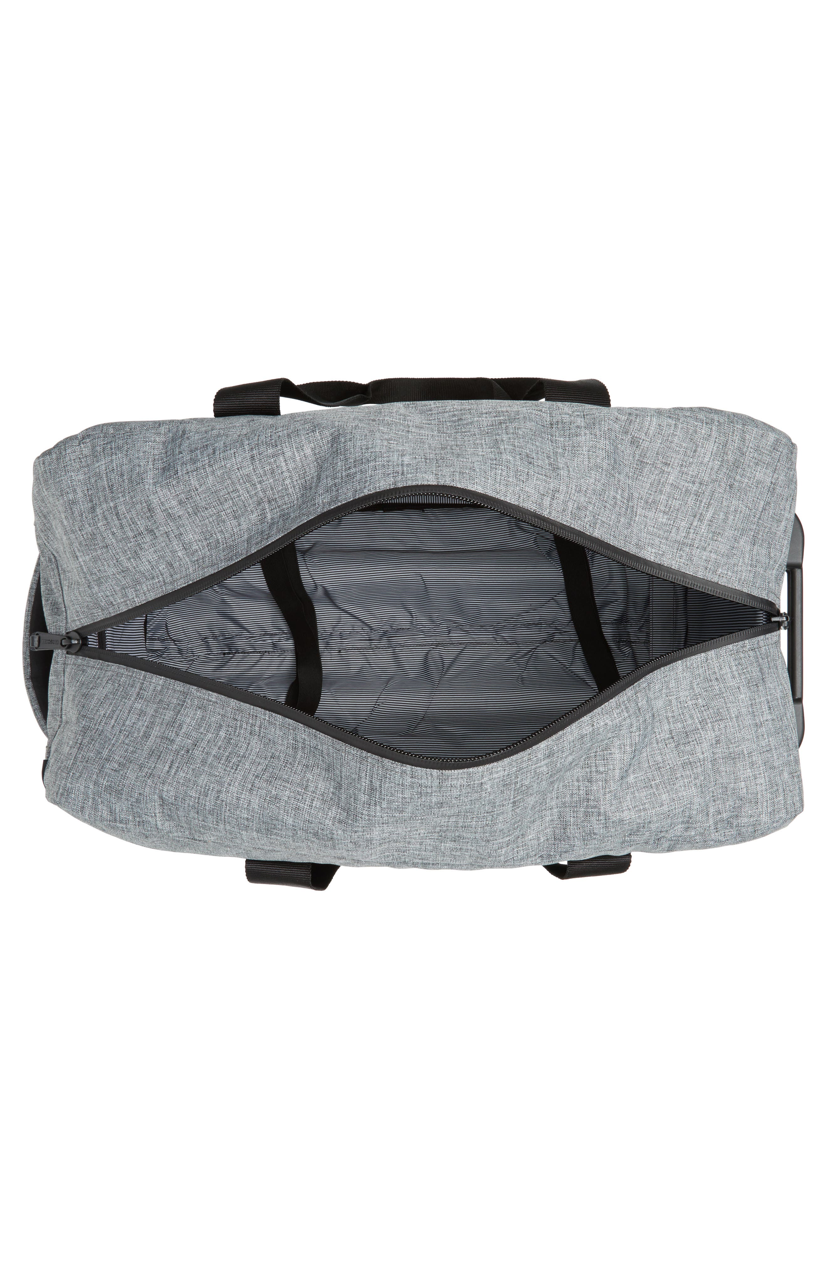 HERSCHEL SUPPLY CO., Wheelie Outfitter 24-Inch Duffel Bag, Alternate thumbnail 2, color, 084