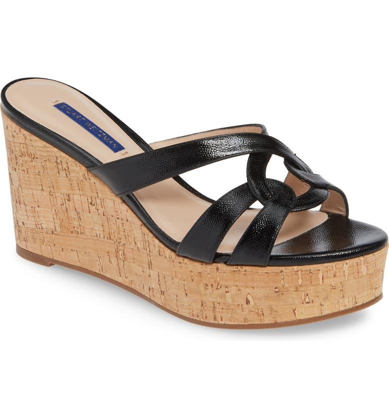 8ff719239884 Stuart Weitzman Cadence Wedge Slide Sandal (Women)