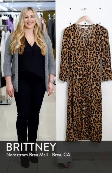 Alma Midi Dress, sales video thumbnail