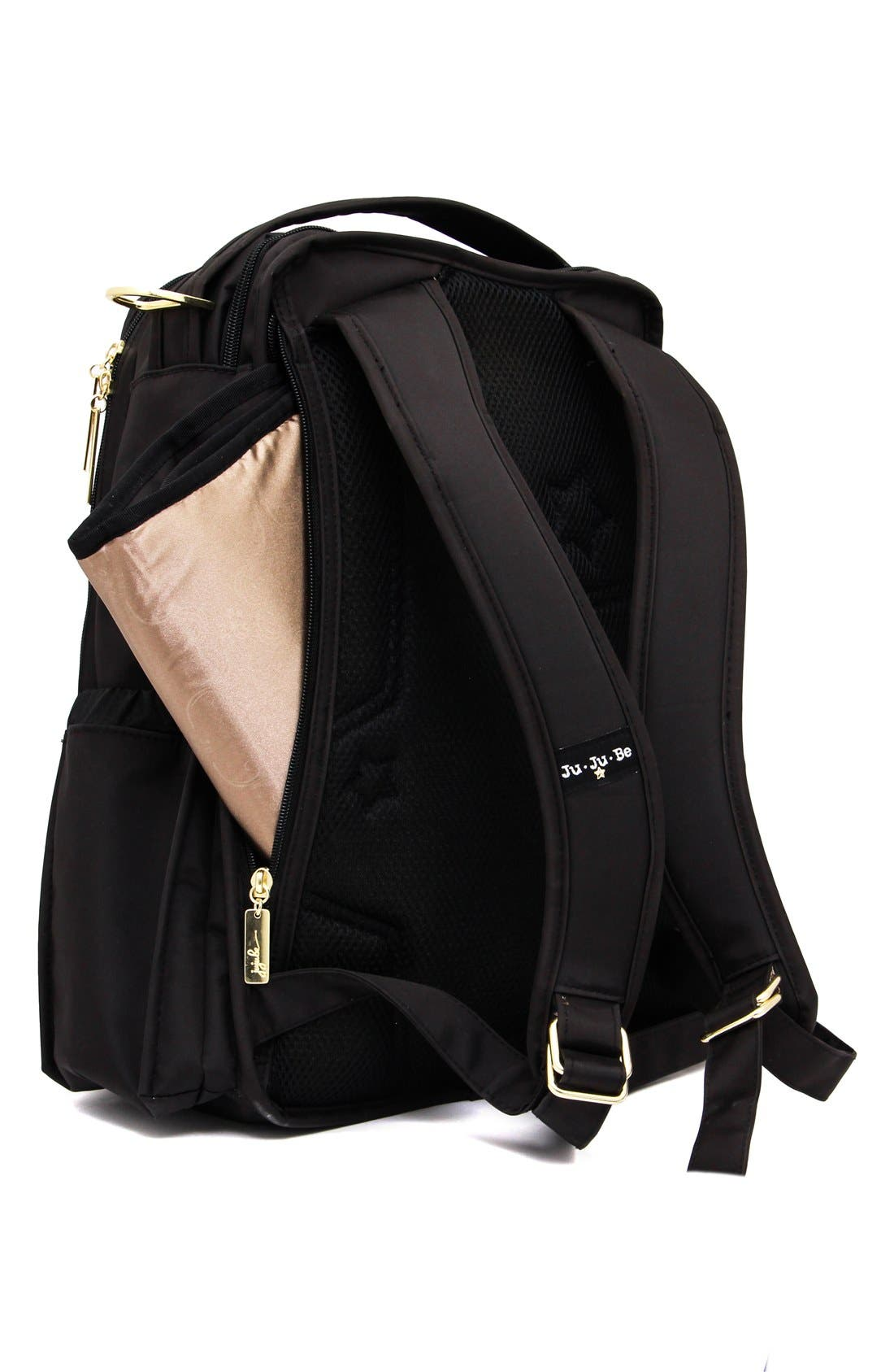 JU-JU-BE, 'Legacy - Be Right Back' Diaper Backpack, Alternate thumbnail 5, color, THE MONARCH
