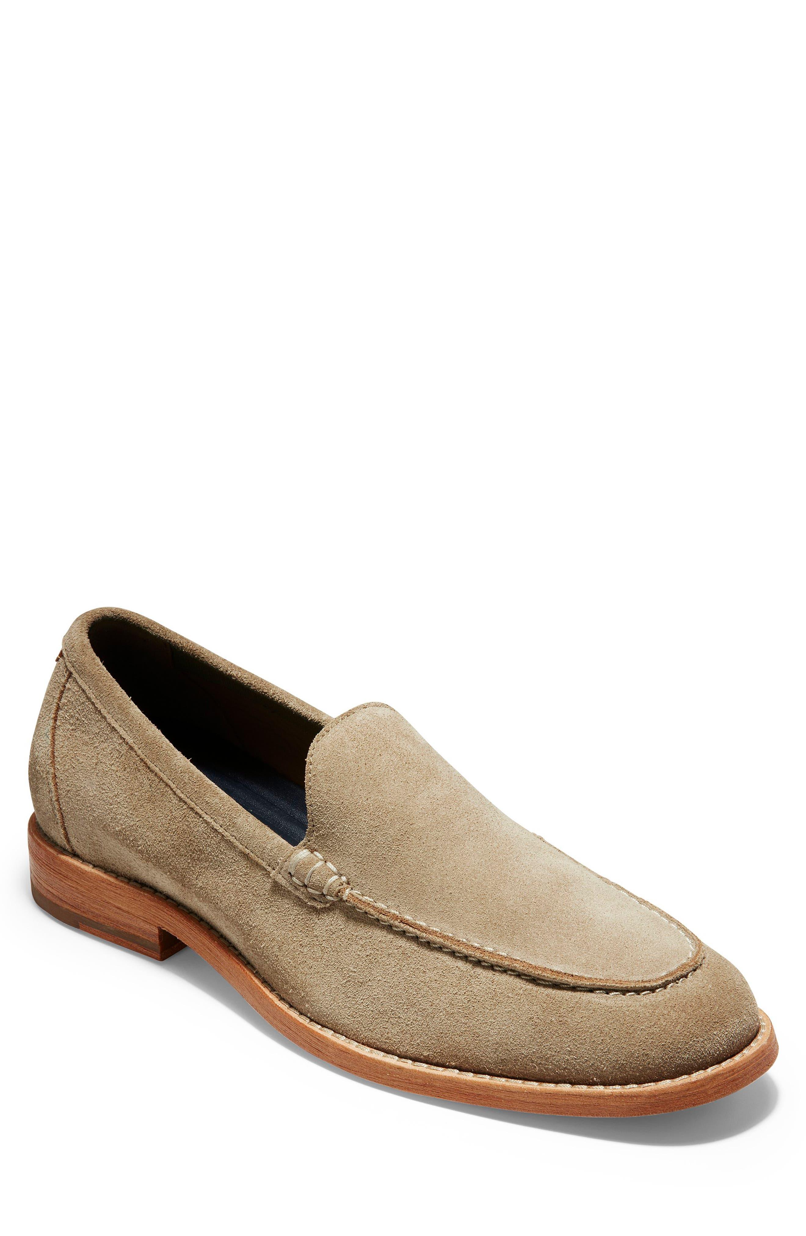 Cole Haan Feathercraft Grand Venetian Loafer, Beige