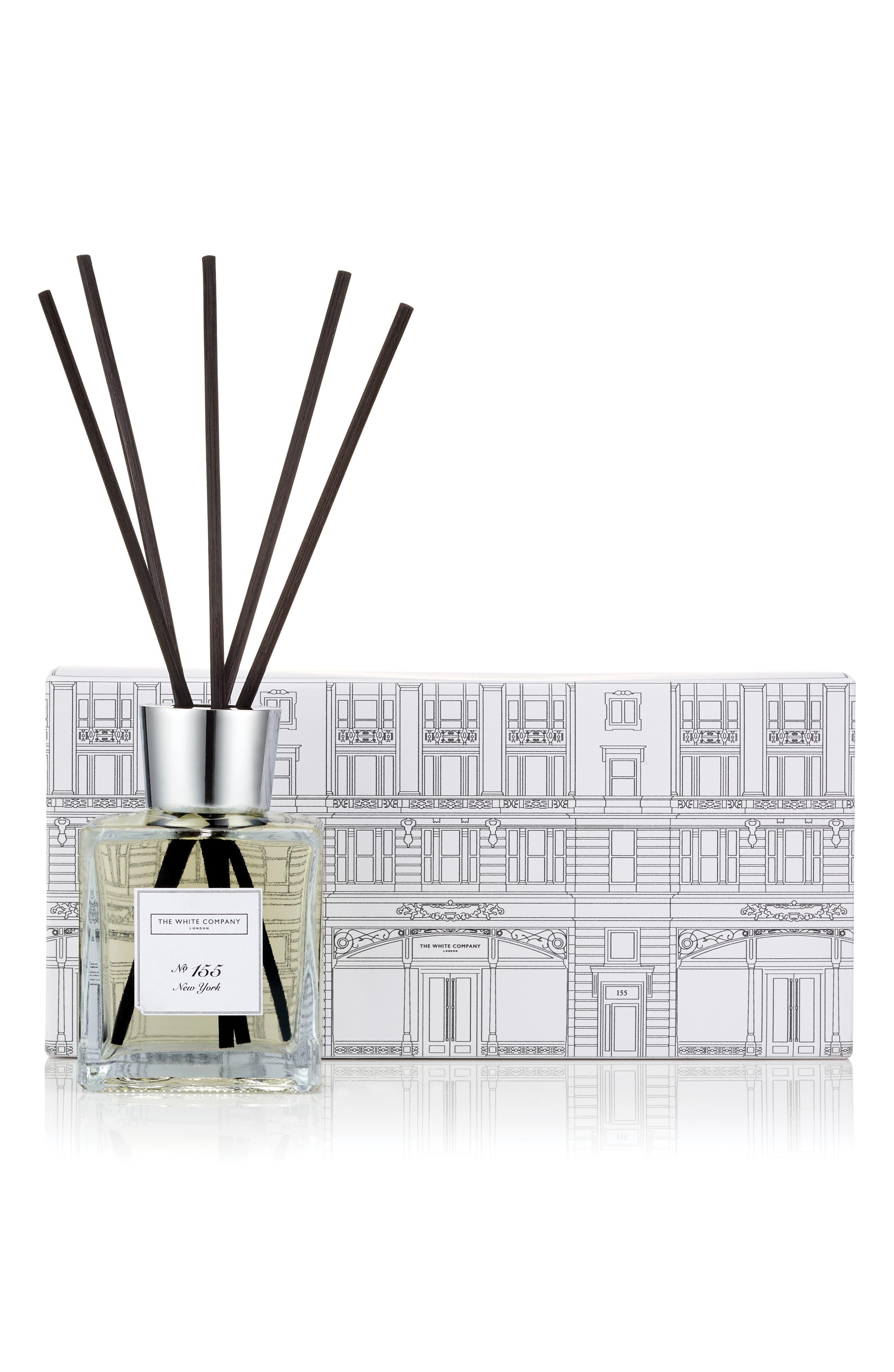 THE WHITE COMPANY, No. 155 Home Fragrance Diffuser, Alternate thumbnail 2, color, WHITE