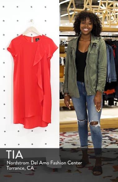 Crepe Shift Dress, sales video thumbnail