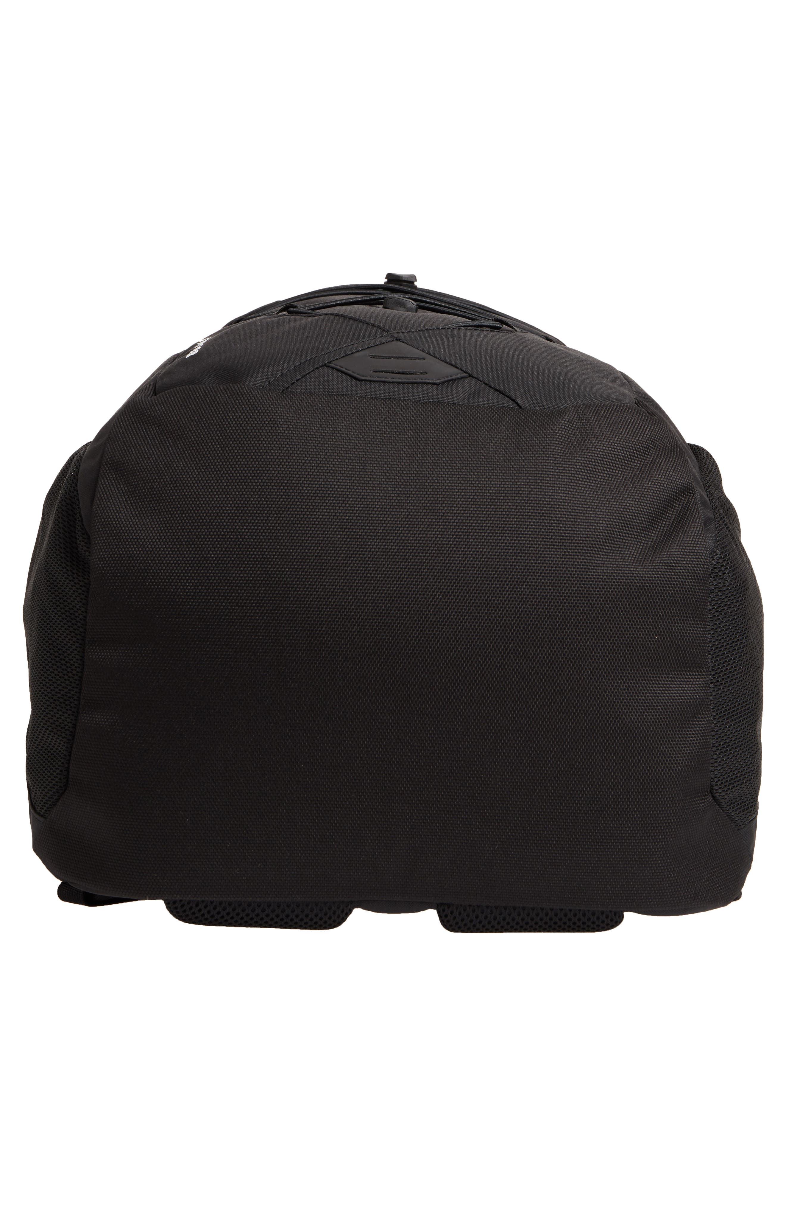 THE NORTH FACE, 'Jester' Backpack, Alternate thumbnail 7, color, TNF BLACK