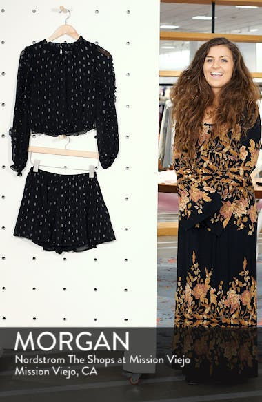First Kiss Two-Piece Romper, sales video thumbnail