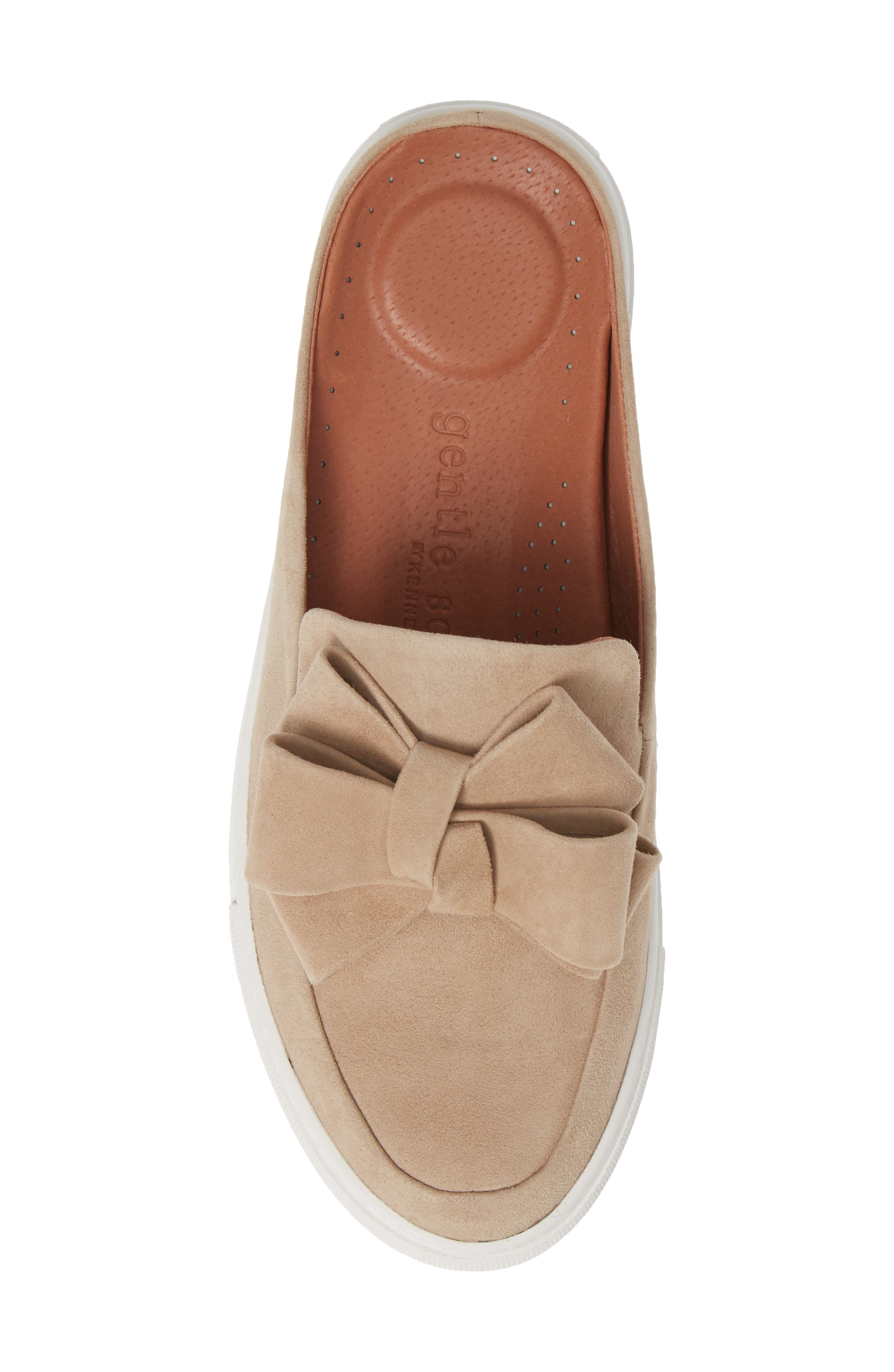 GENTLE SOULS BY KENNETH COLE, Rory Bow Mule, Alternate thumbnail 5, color, 233