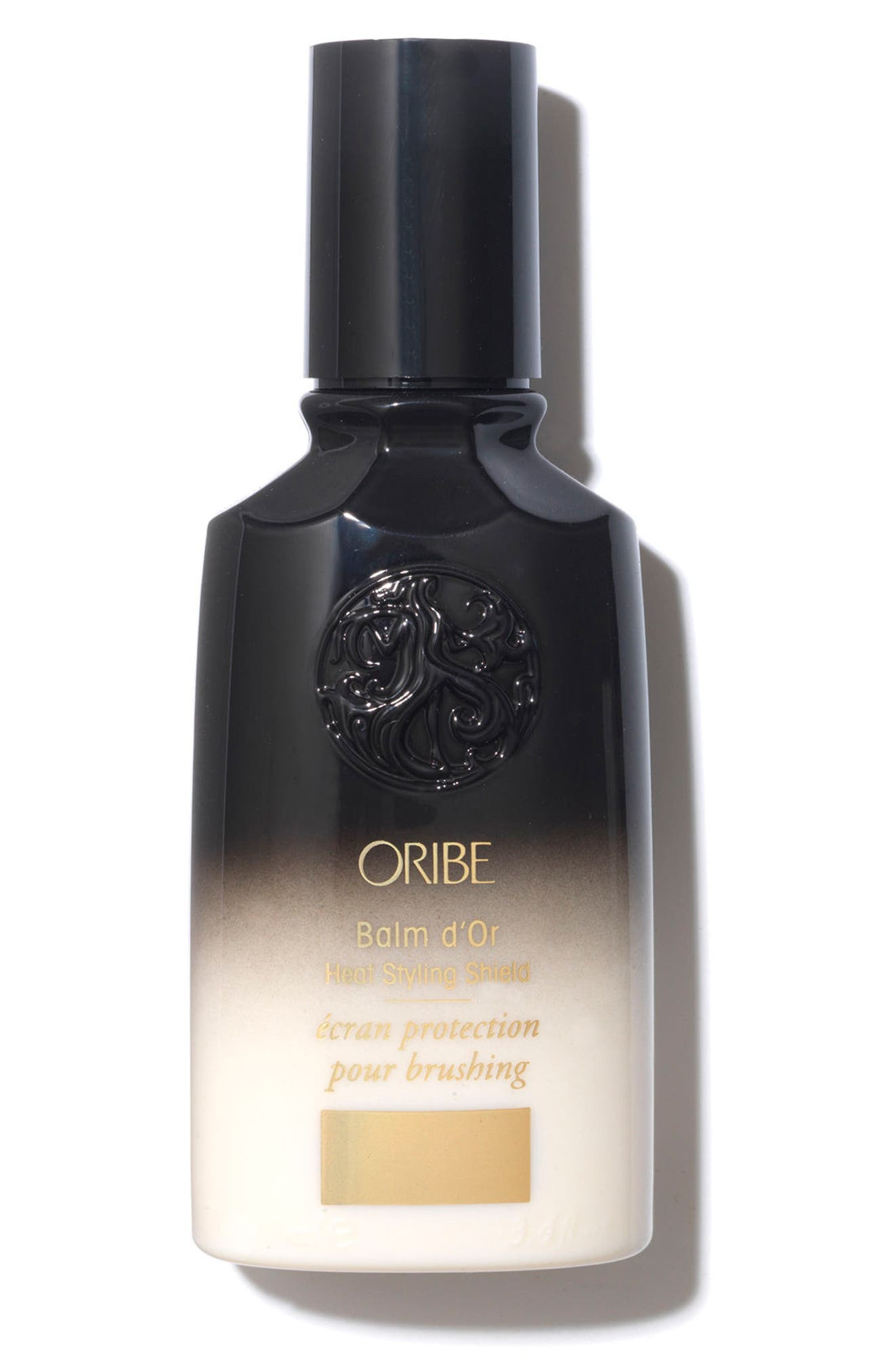 ORIBE, SPACE.NK.apothecary Oribe Balm d'Or Heat Styling Shield, Main thumbnail 1, color, NO COLOR