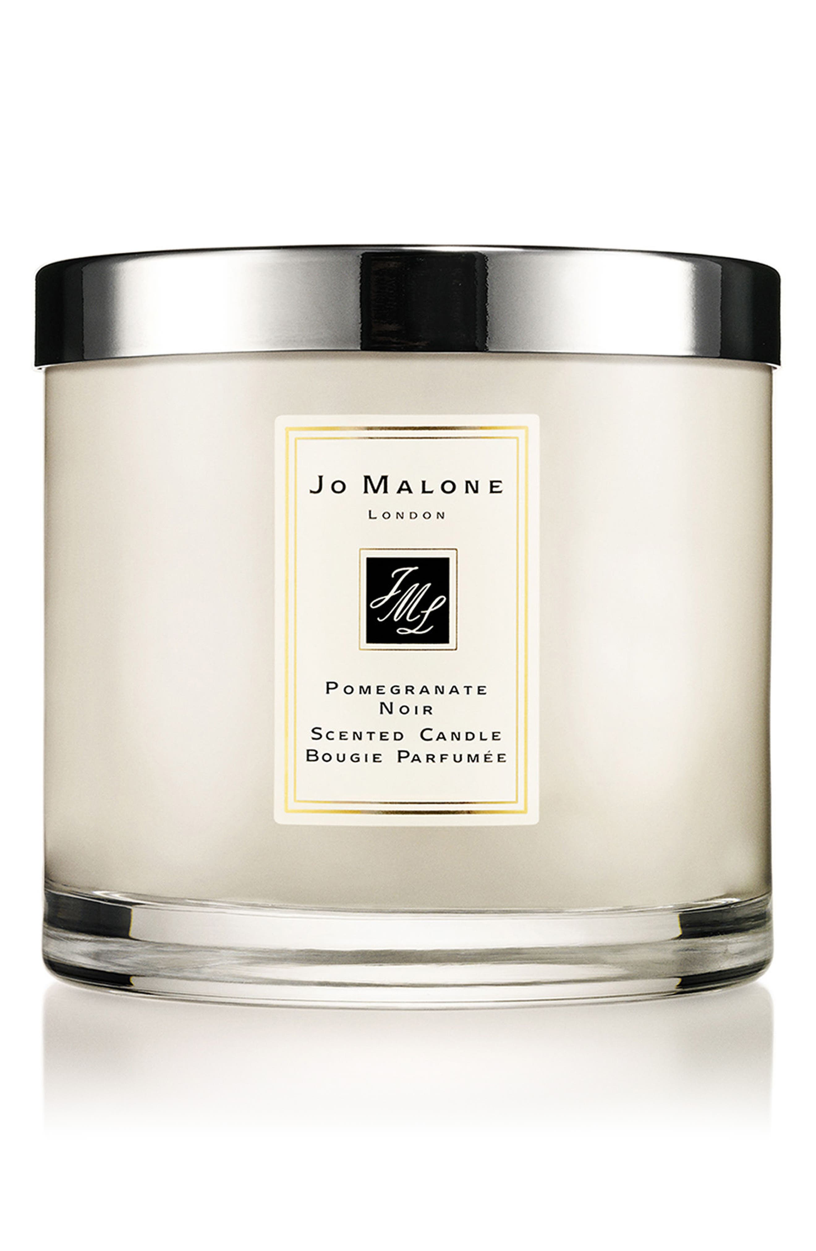 JO MALONE LONDON<SUP>™</SUP>, Jo Malone<sup>™</sup> 'Pomegranate Noir' Luxury Candle, Main thumbnail 1, color, NO COLOR