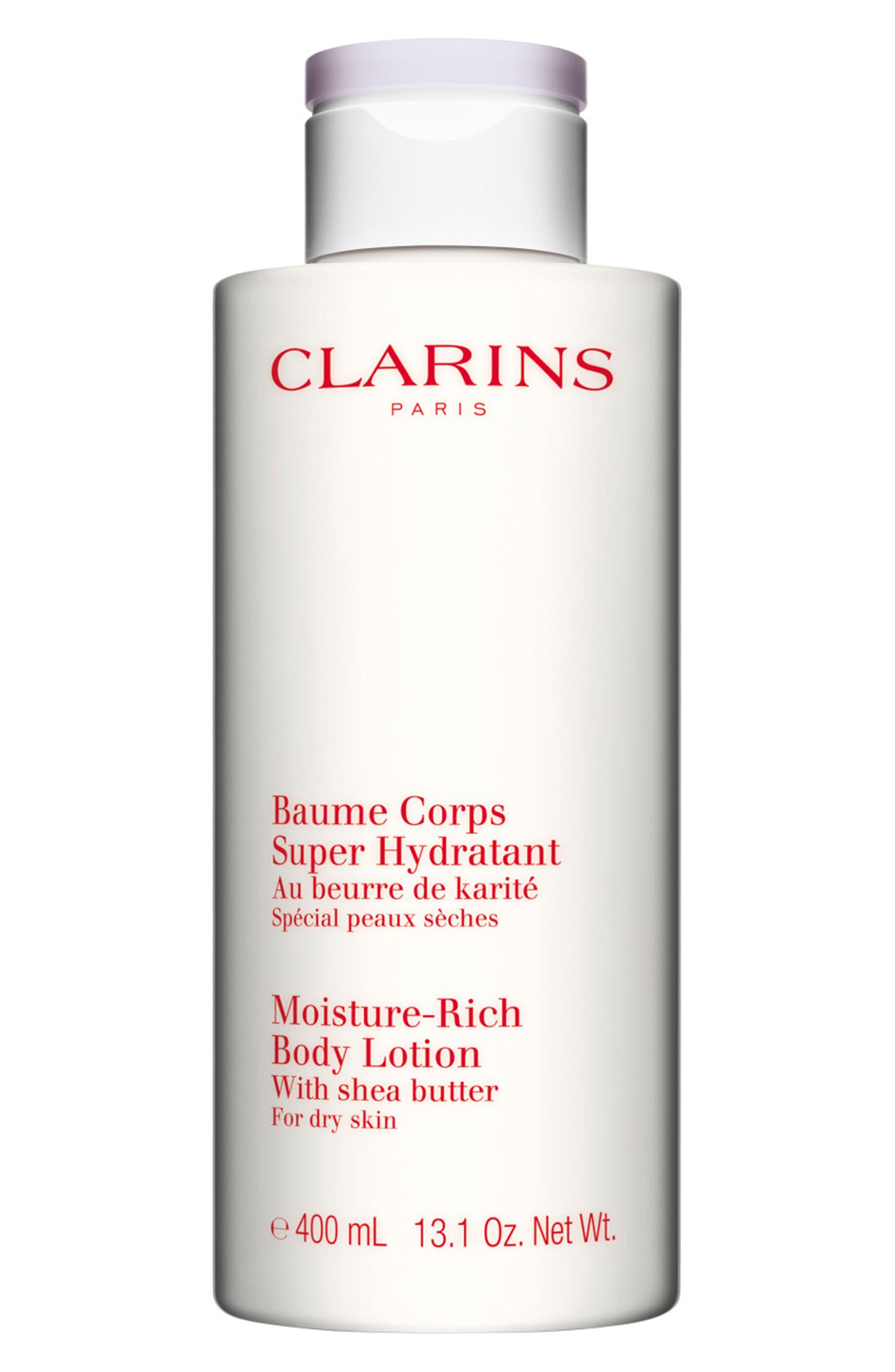 CLARINS, Jumbo Moisture-Rich Body Lotion, Main thumbnail 1, color, 000