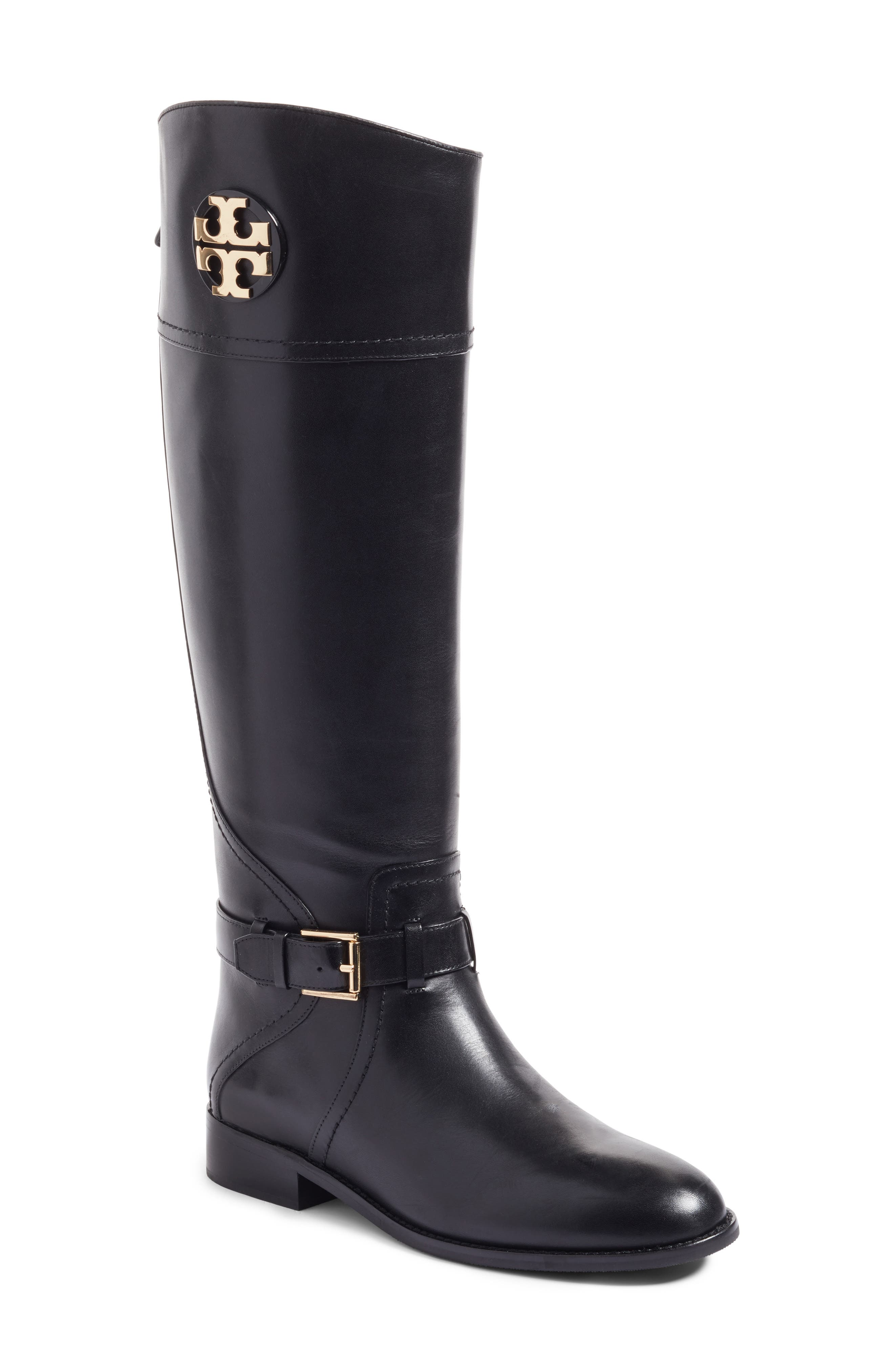 TORY BURCH, Adeline Boot, Main thumbnail 1, color, 001