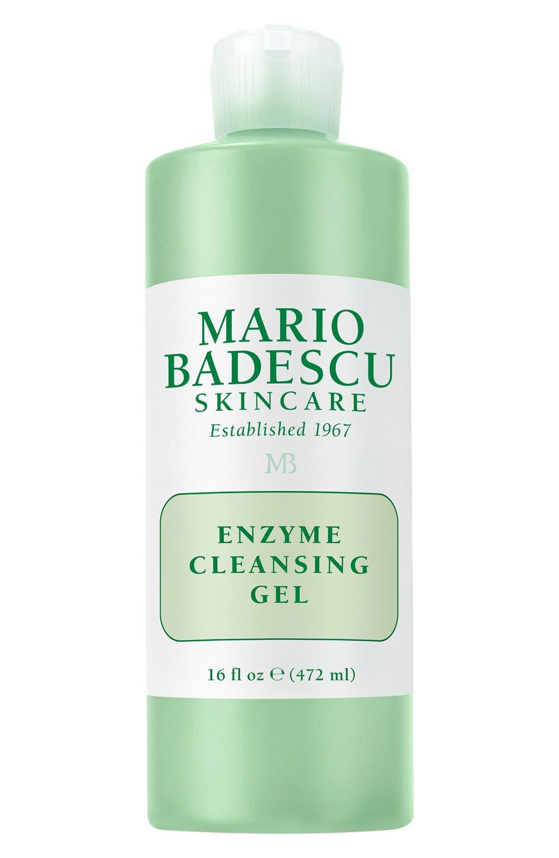 MARIO BADESCU Enzyme Cleansing Gel, Main, color, NO COLOR