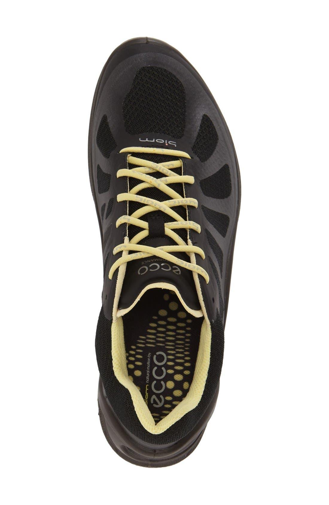 ECCO, 'BIOM Fjuel Racer' Sneaker, Alternate thumbnail 3, color, 017