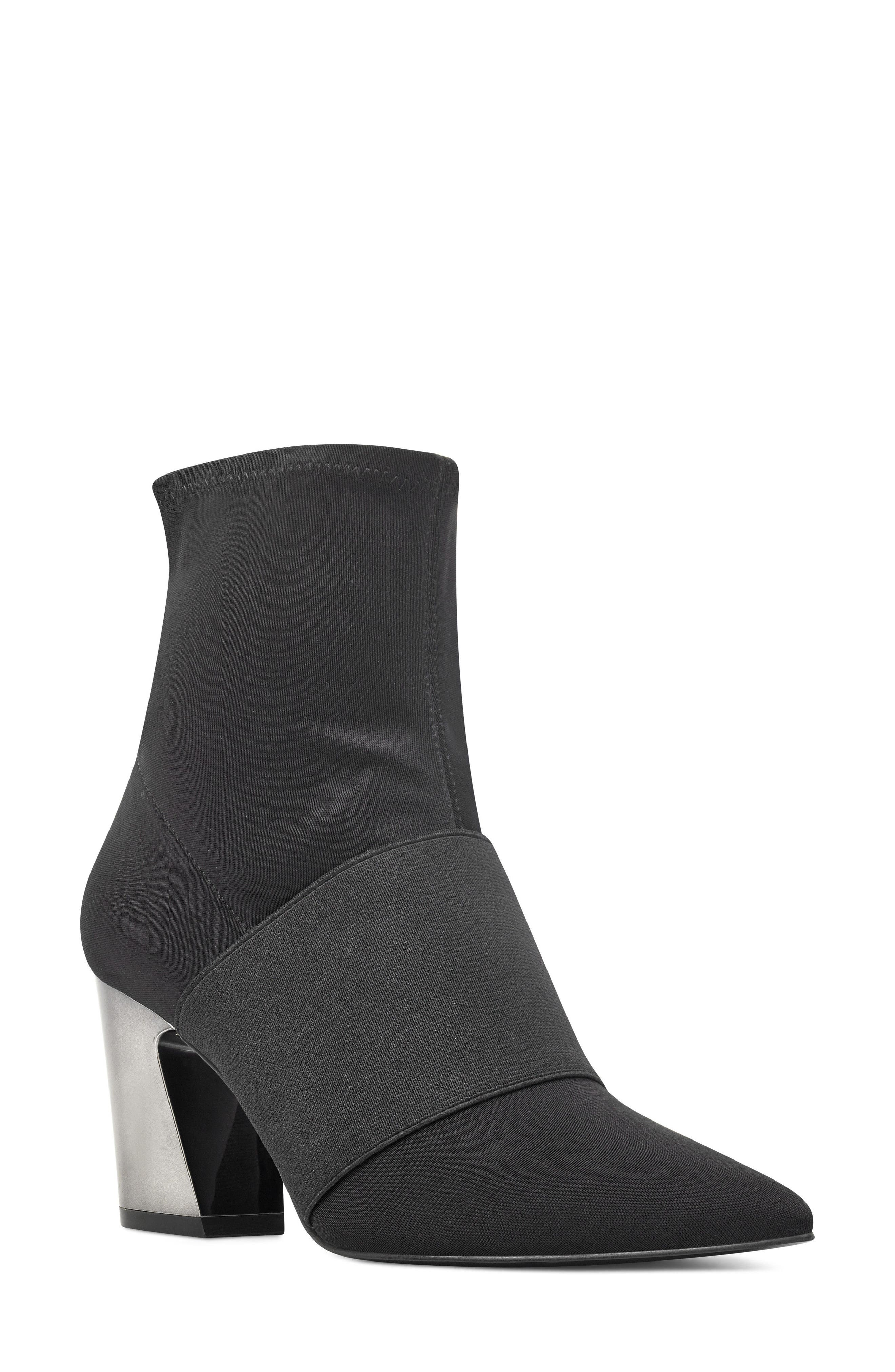 NINE WEST Delayna Boot, Main, color, 001