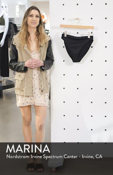 Heather High Waist Bikini Bottoms, sales video thumbnail