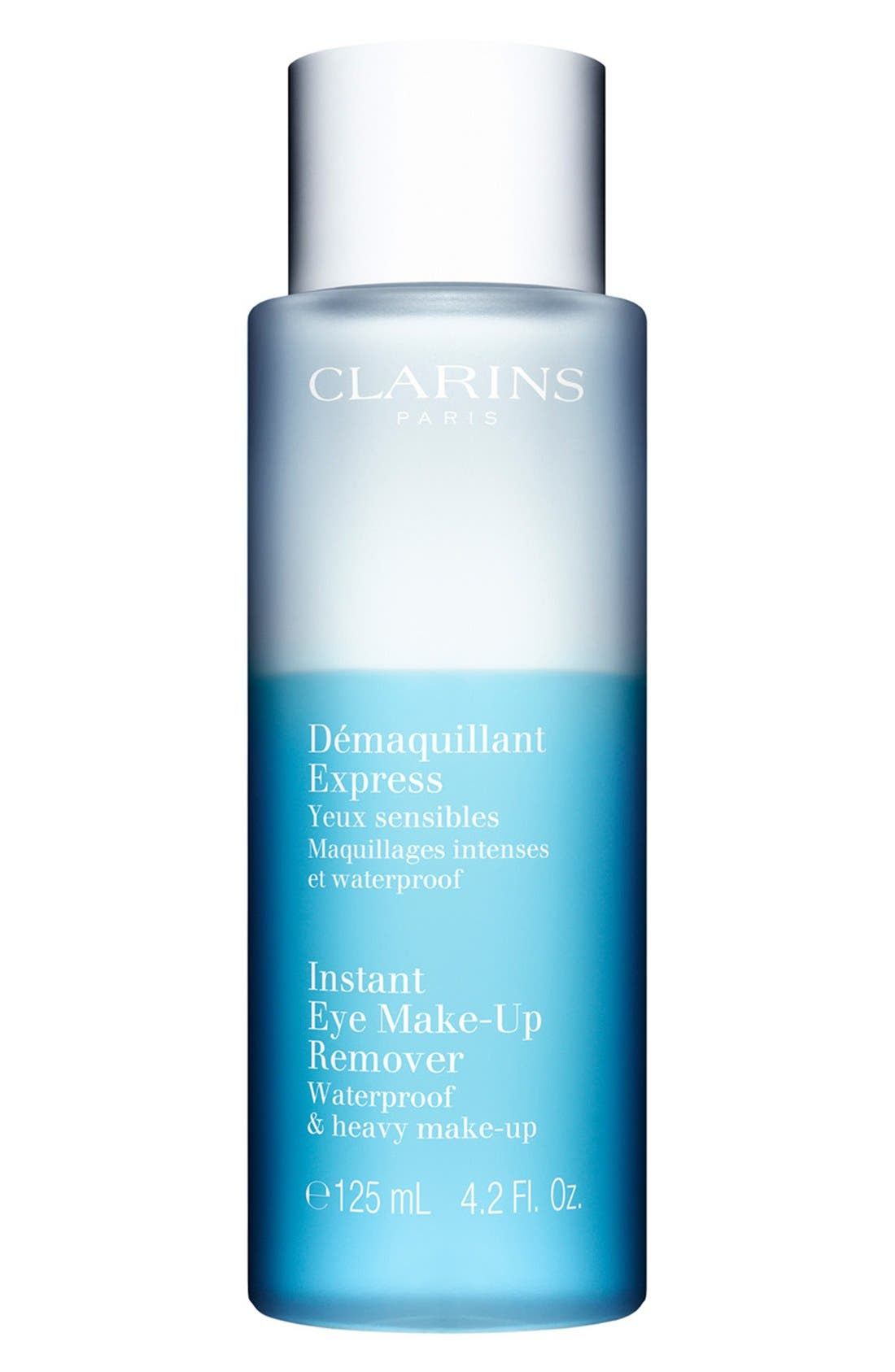 CLARINS Instant Eye Make-Up Remover, Main, color, NO COLOR