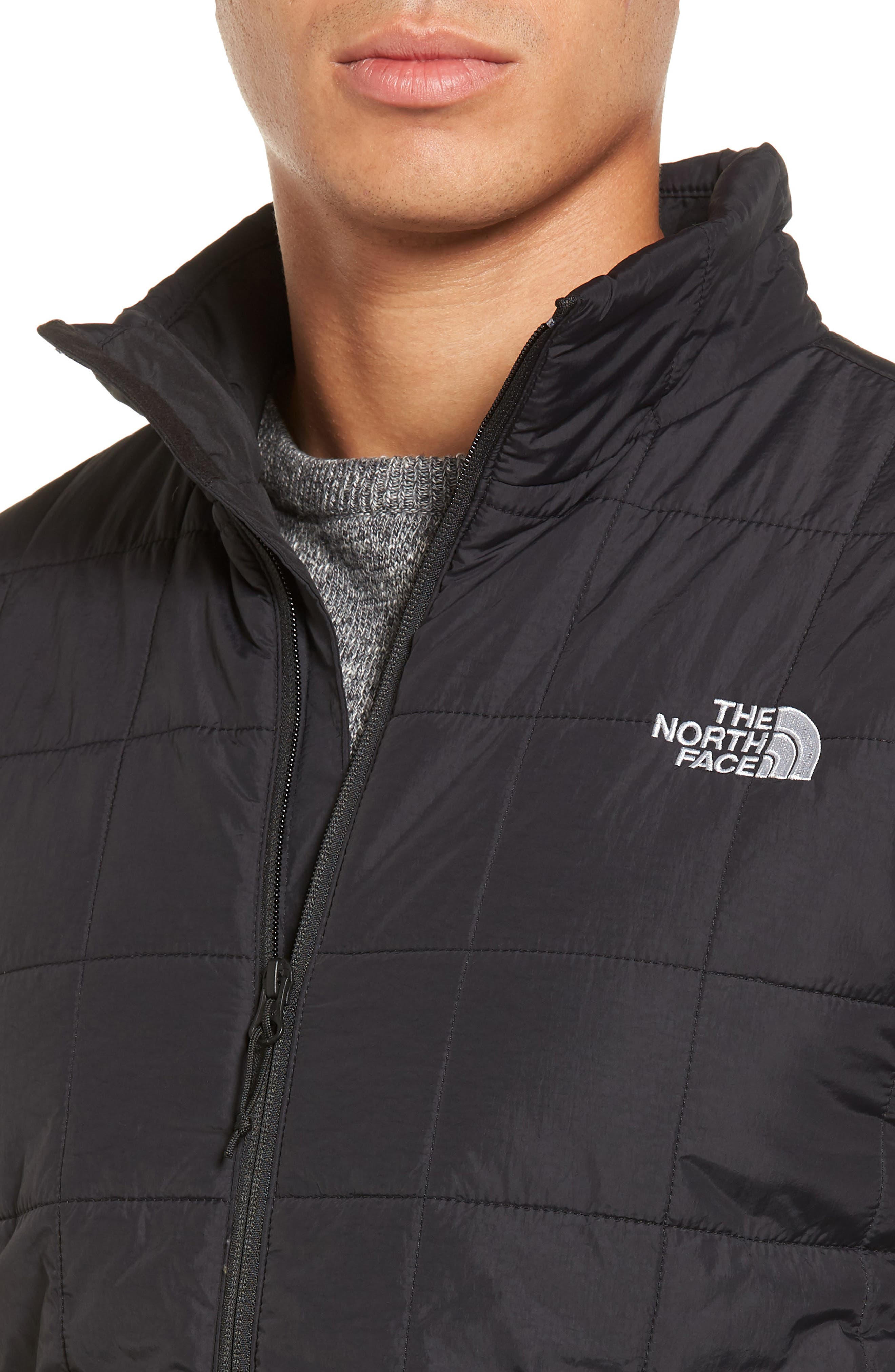 THE NORTH FACE, Harway Heatseaker<sup>™</sup> Jacket, Alternate thumbnail 5, color, 001