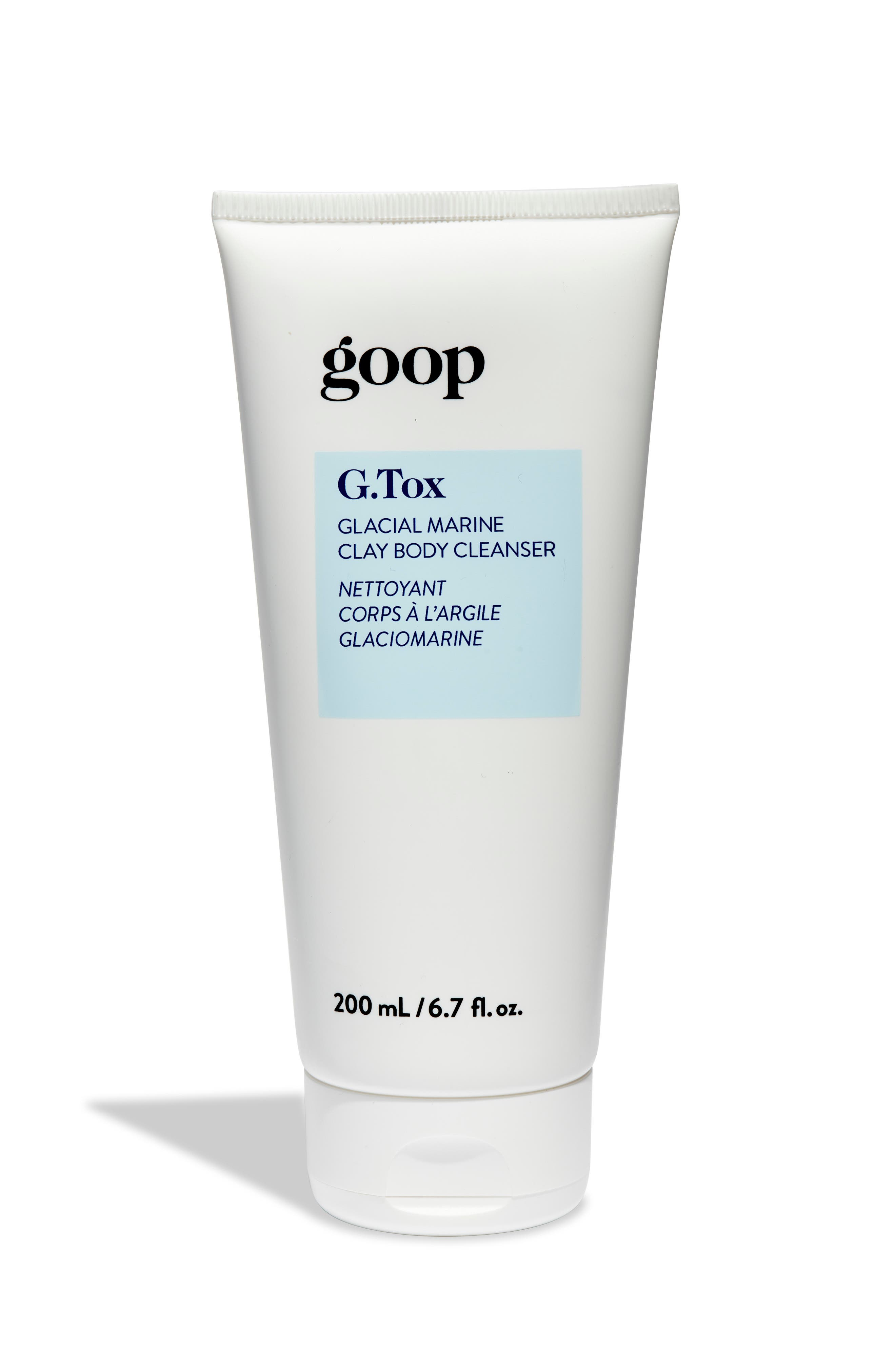 GOOP, G.Tox Glacial Marine Clay Body Cleanser, Main thumbnail 1, color, NONE