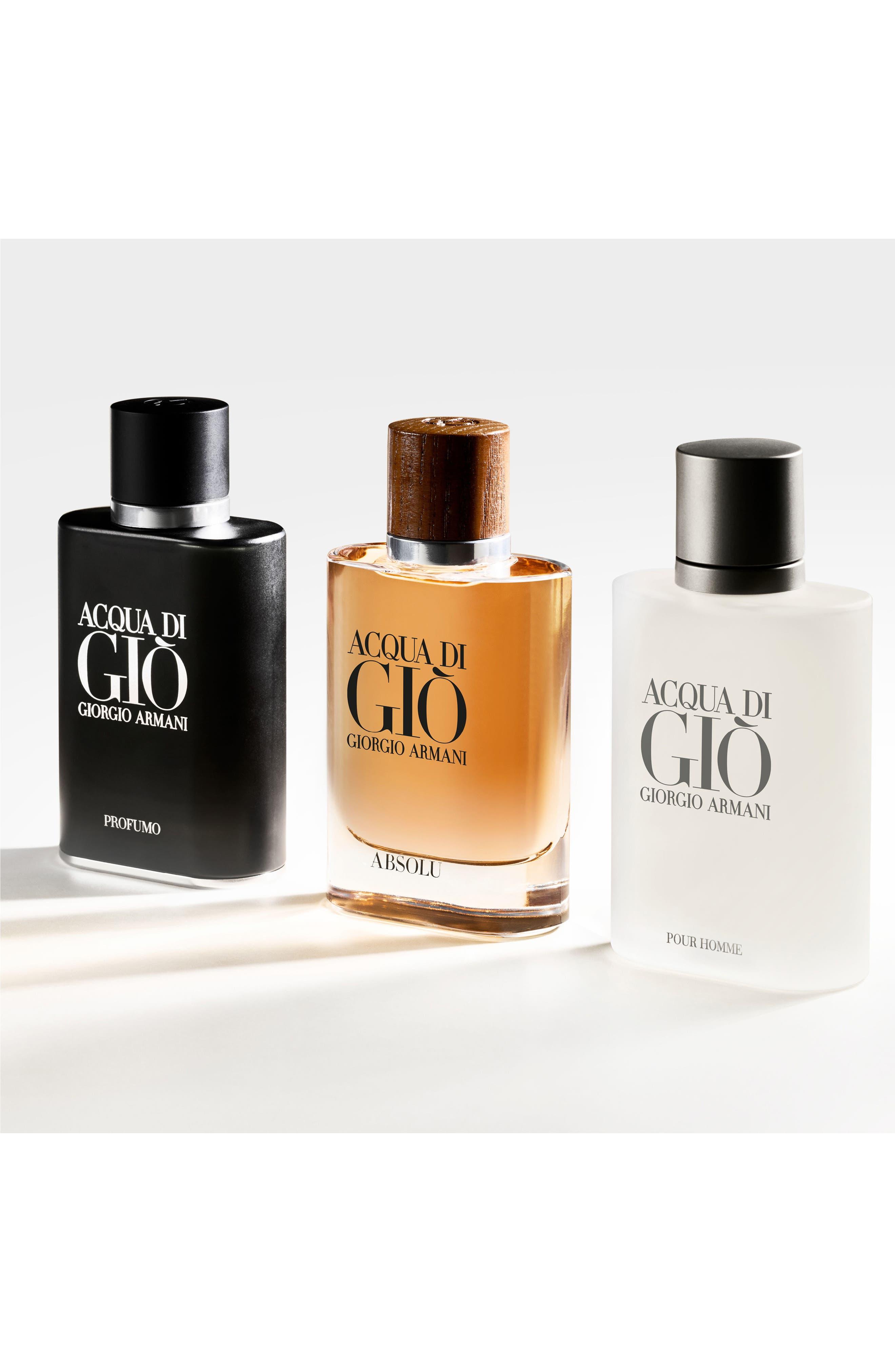 GIORGIO ARMANI, Acqua di Giò - Profumo Fragrance, Alternate thumbnail 3, color, NO COLOR