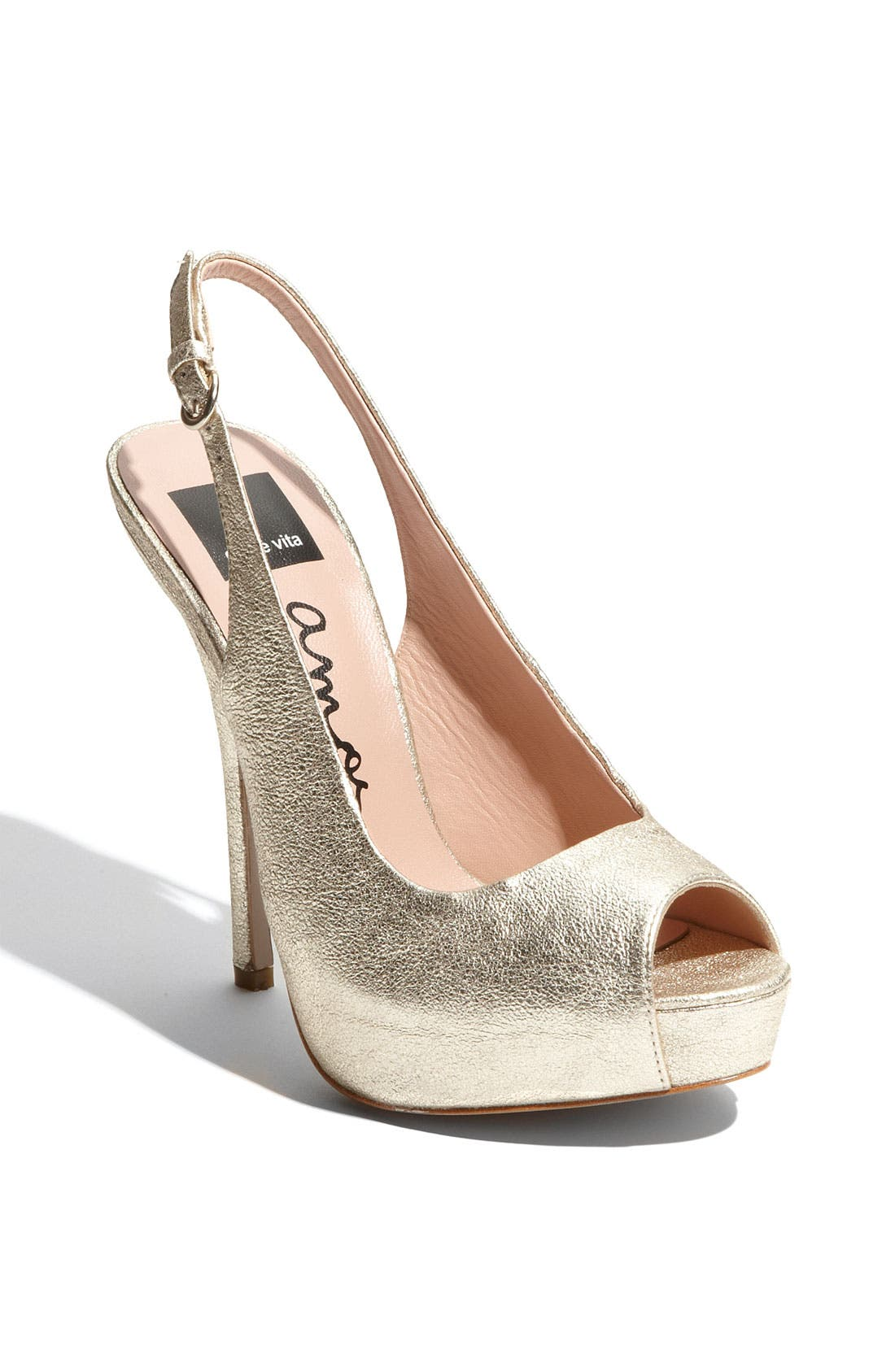 DOLCE VITA, 'Vivo' Slingback Pump, Main thumbnail 1, color, 045
