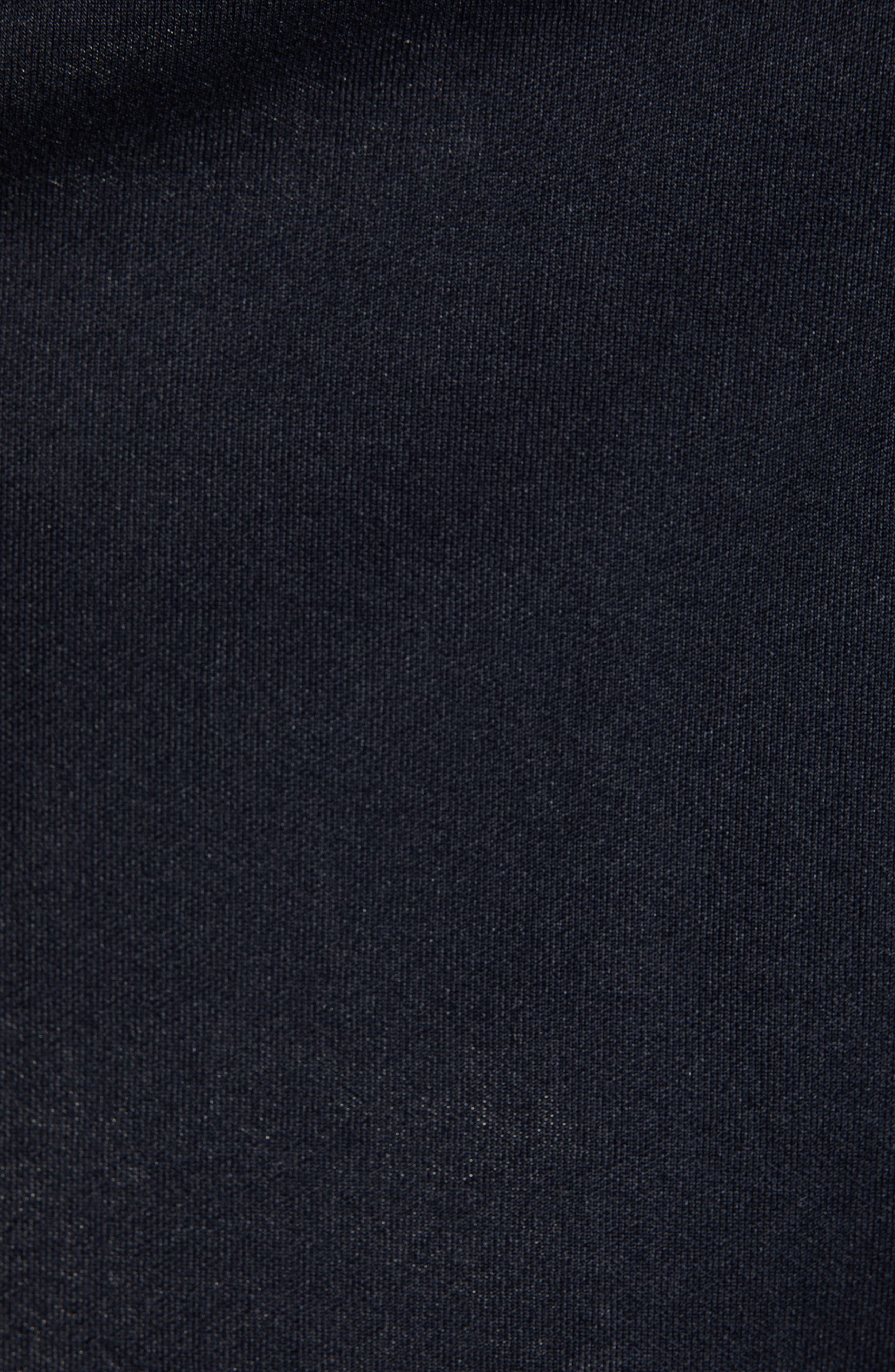 THE KOOPLES, Full Zip Sweatshirt, Alternate thumbnail 5, color, NAVY