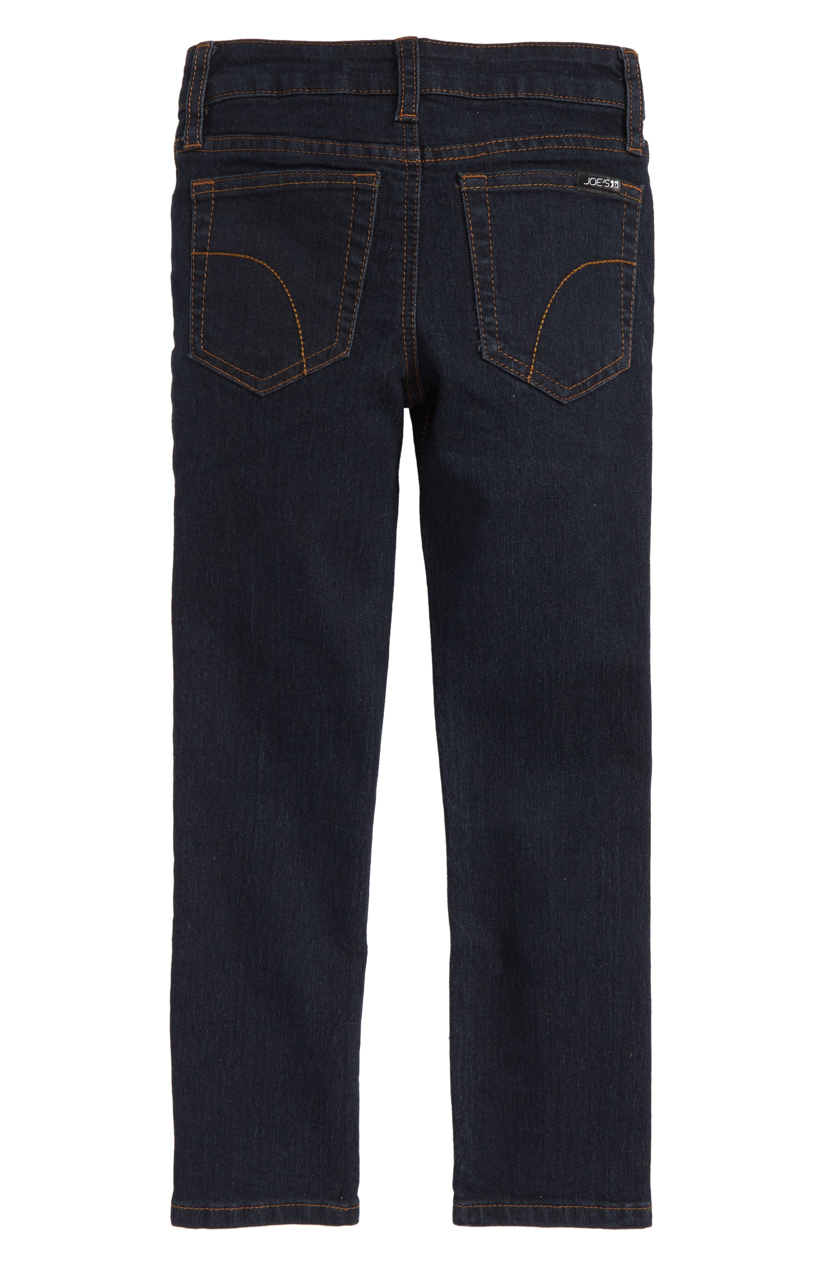 JOE'S, Brixton Stretch Jeans, Alternate thumbnail 2, color, RINSE