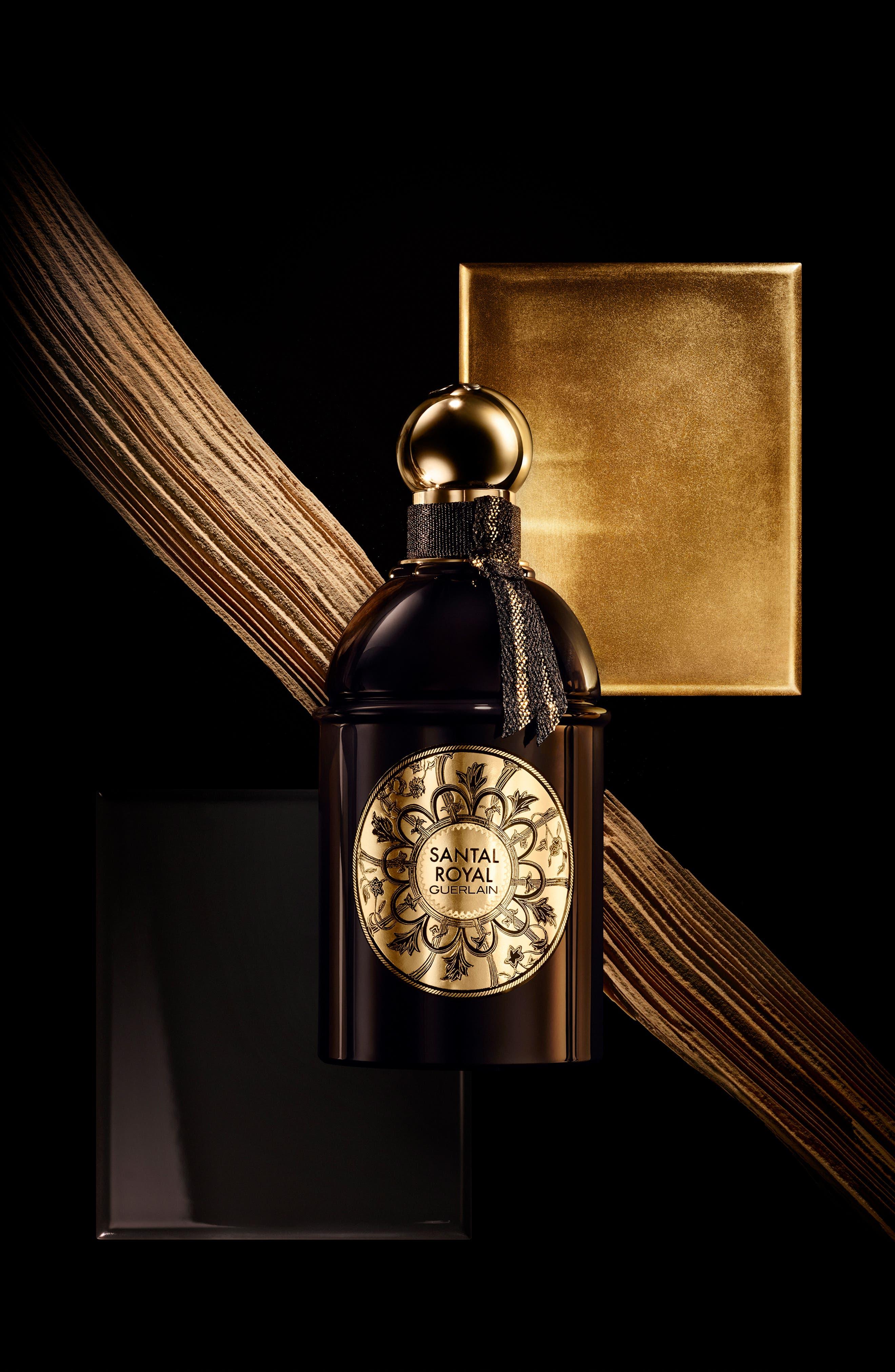 GUERLAIN, The Exclusives - Santal Royal Eau de Parfum, Alternate thumbnail 2, color, NO COLOR