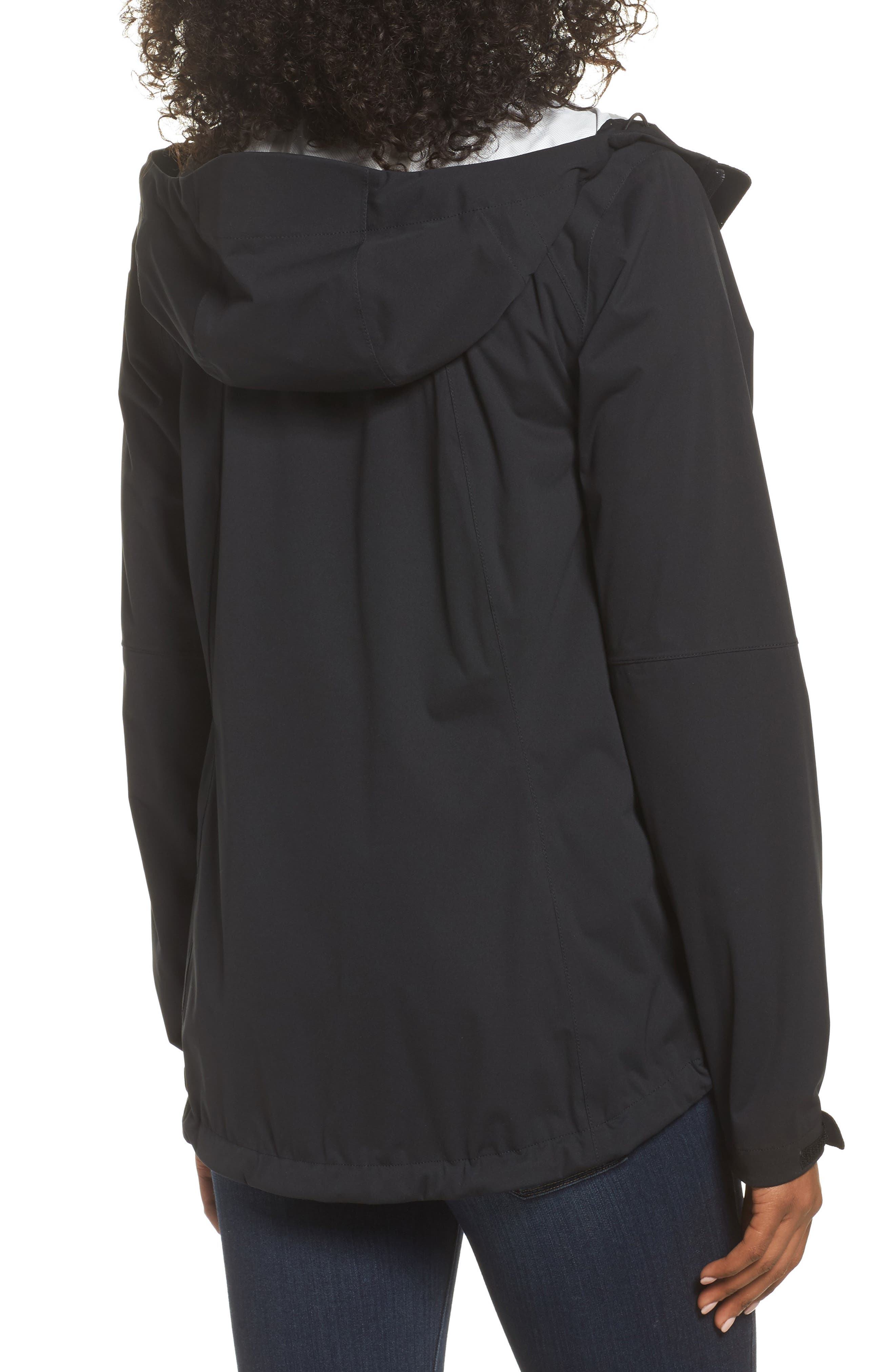 THE NORTH FACE, Allproof Stretch Jacket, Alternate thumbnail 2, color, 001