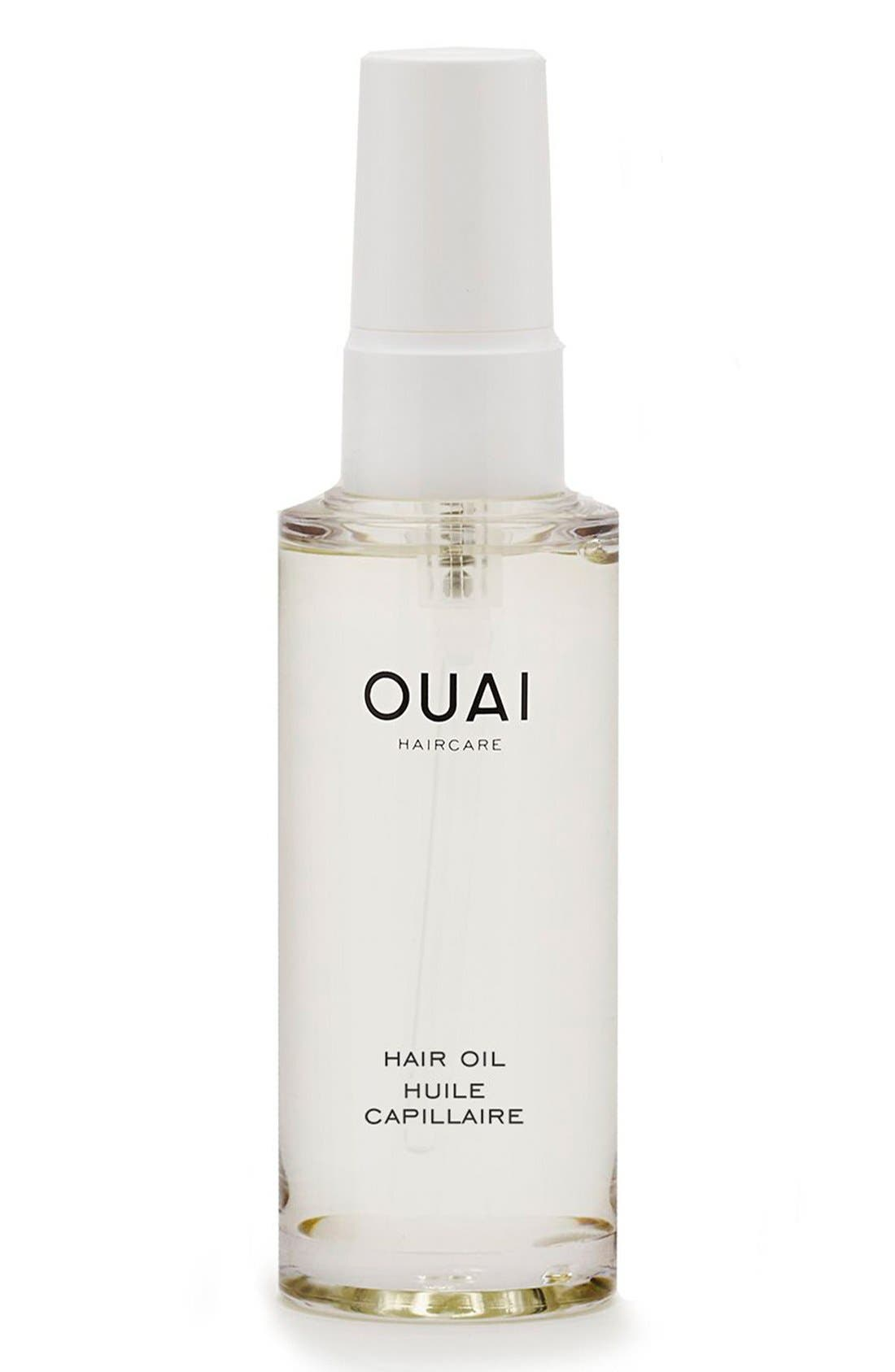 OUAI, Hair Oil, Main thumbnail 1, color, NO COLOR
