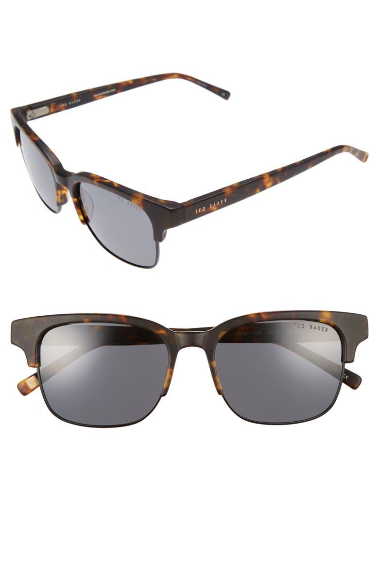 fac03d1f1b Ted Baker London 54mm Polarized Sunglasses