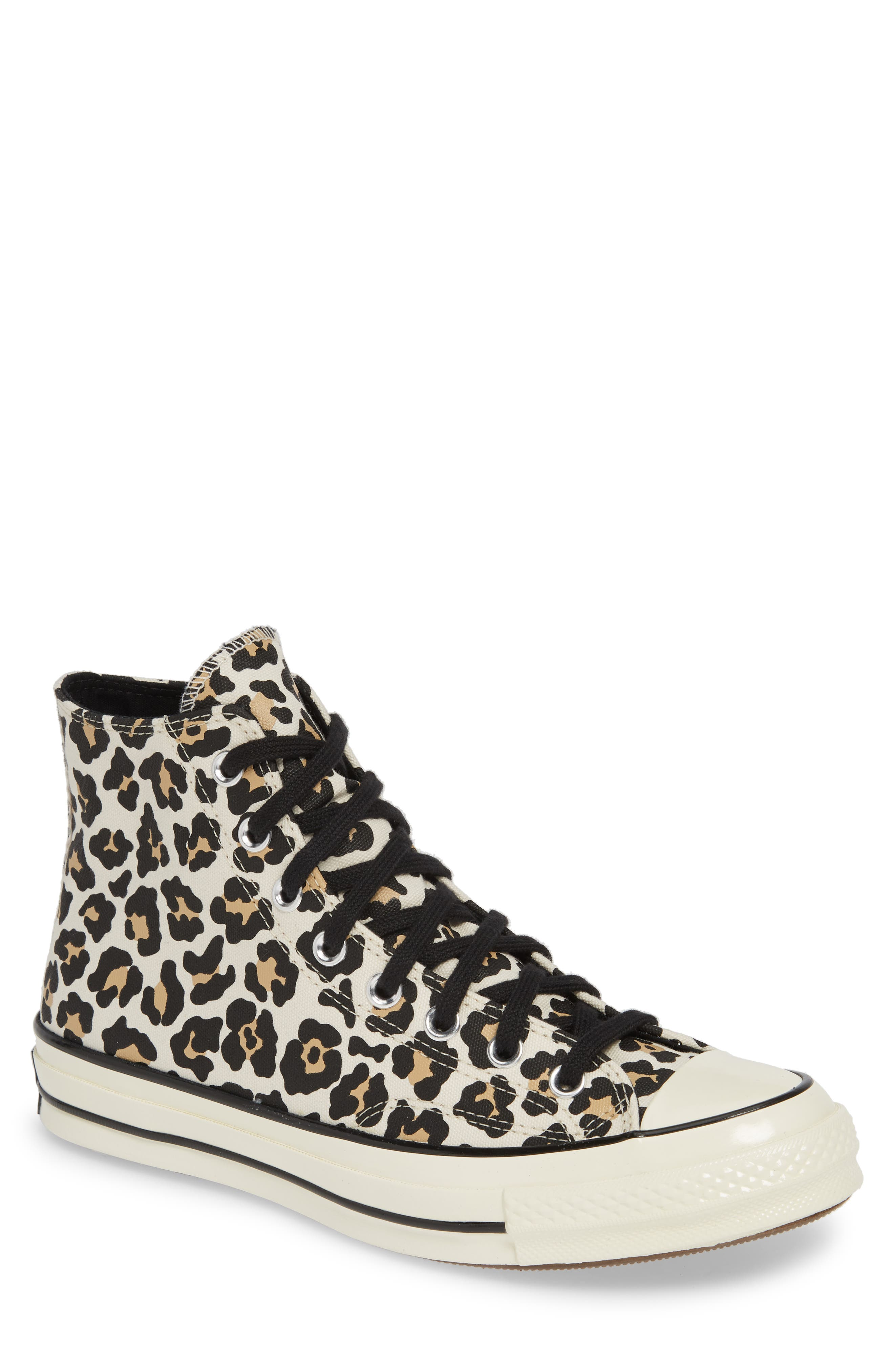 CONVERSE Chuck Taylor<sup>®</sup> All Star<sup>®</sup> 70 High Top Sneaker, Main, color, DRIFTWOOD/ LIGHT FAWN