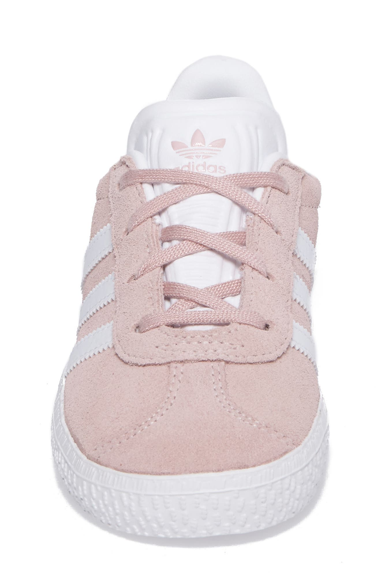 ADIDAS, Gazelle Sneaker, Alternate thumbnail 4, color, 682