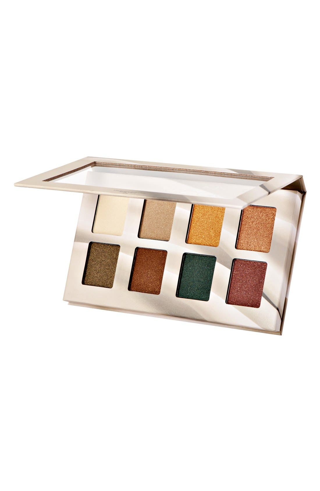NYX, 'Suede' Eyeshadow Palette, Alternate thumbnail 2, color, 200