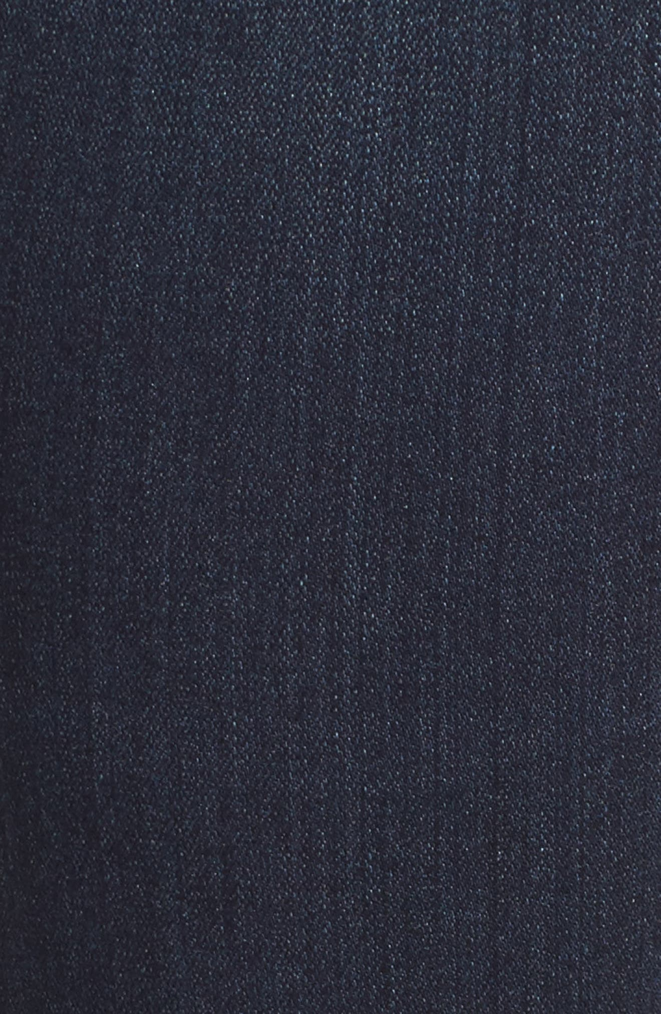 PAIGE, Transcend - Manhattan Bootcut Jeans, Alternate thumbnail 6, color, NOTTINGHAM