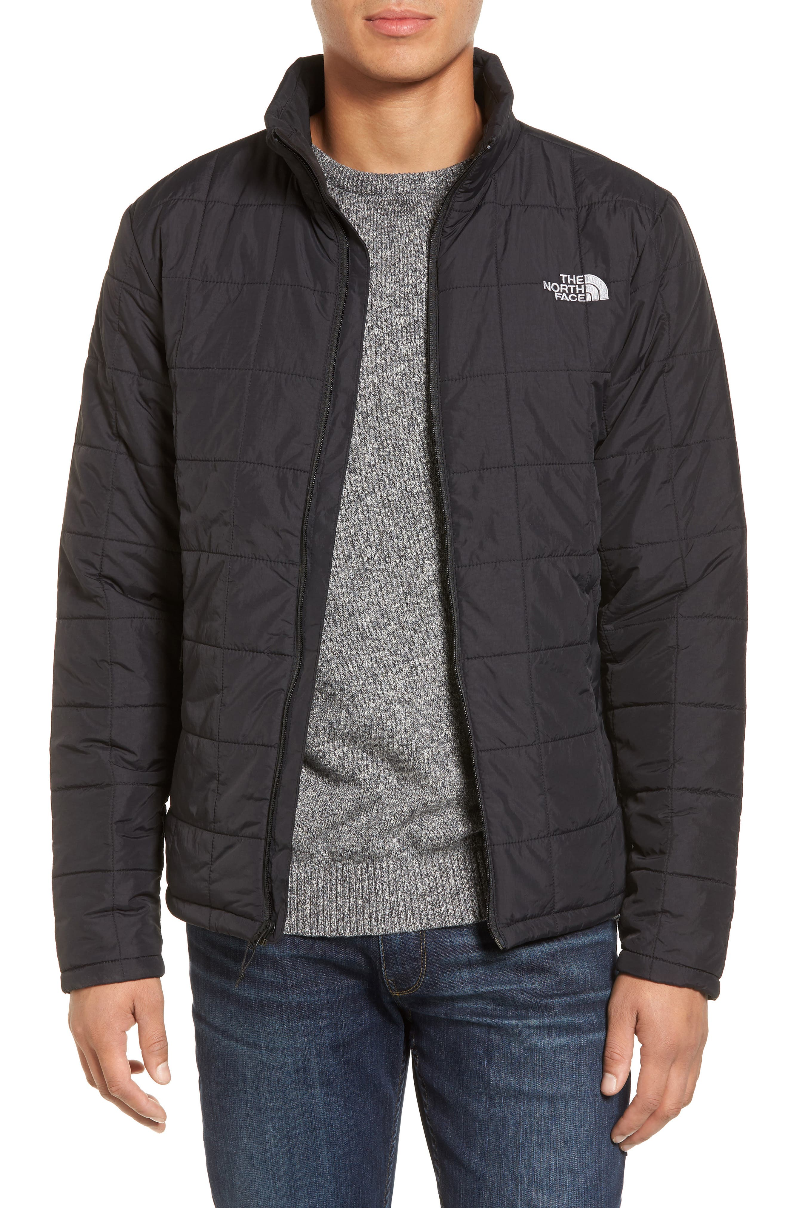 THE NORTH FACE Harway Heatseaker<sup>™</sup> Jacket, Main, color, 001
