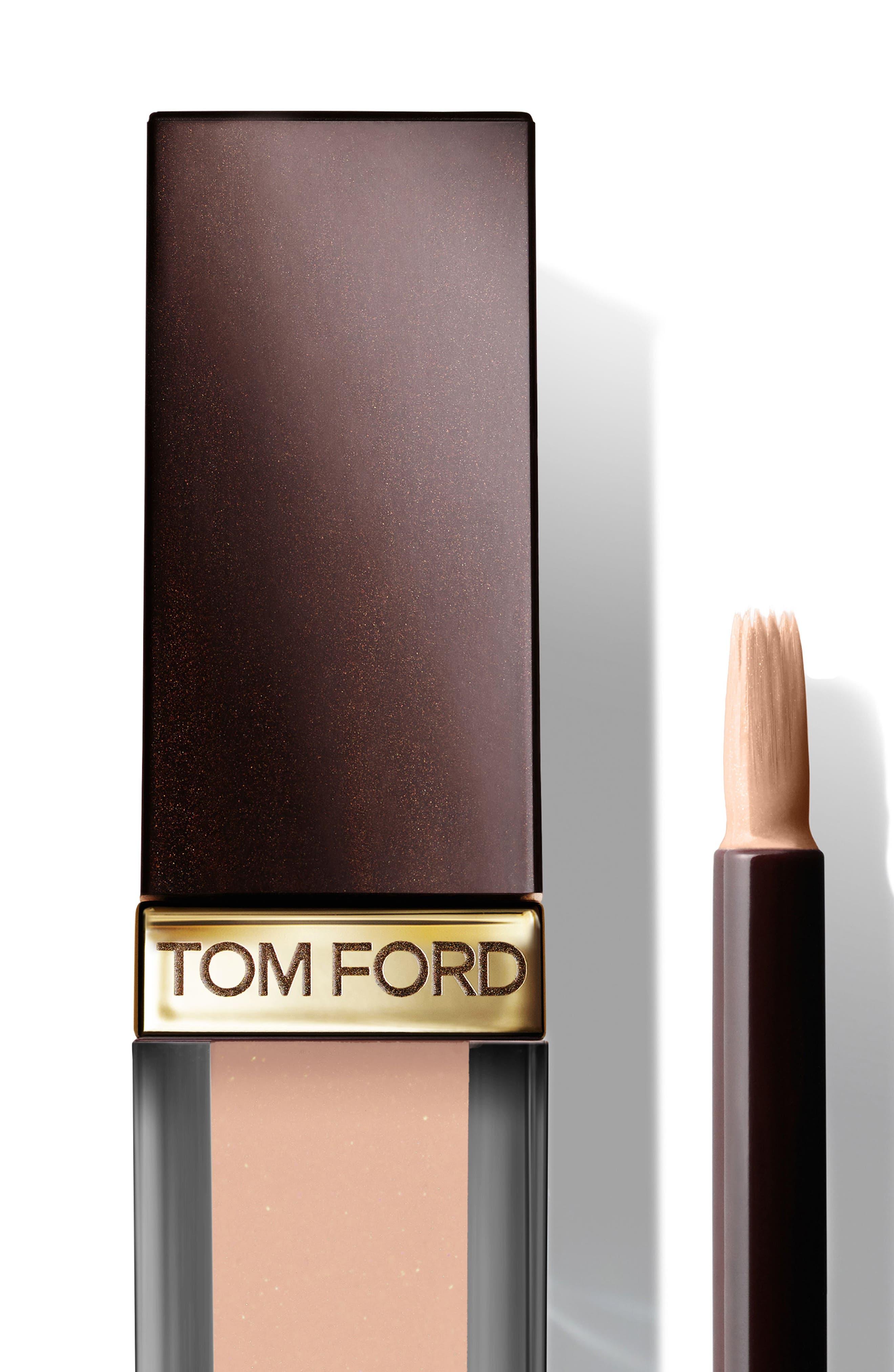 TOM FORD, Ultra Shine Lip Gloss, Alternate thumbnail 4, color, NAKED