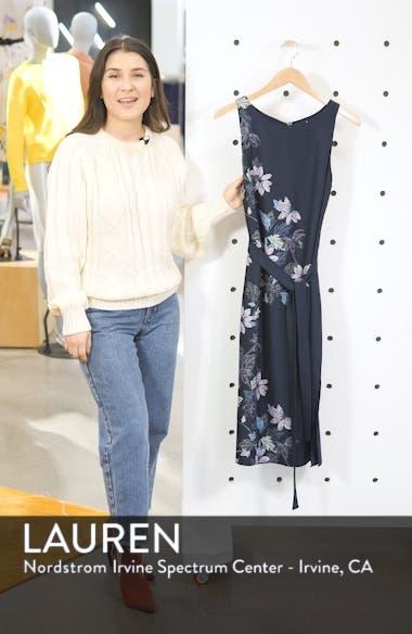 Floral Vines Dress, sales video thumbnail