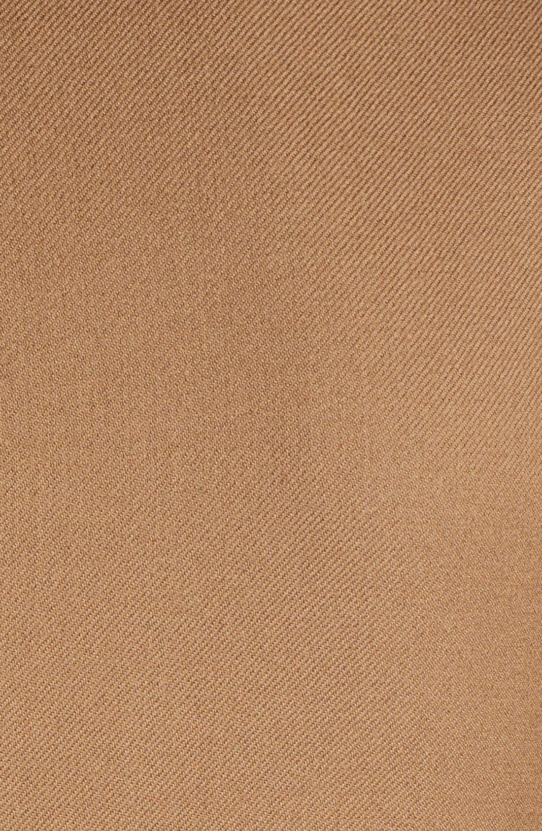LANVIN, Wool Overcoat, Alternate thumbnail 5, color, 230