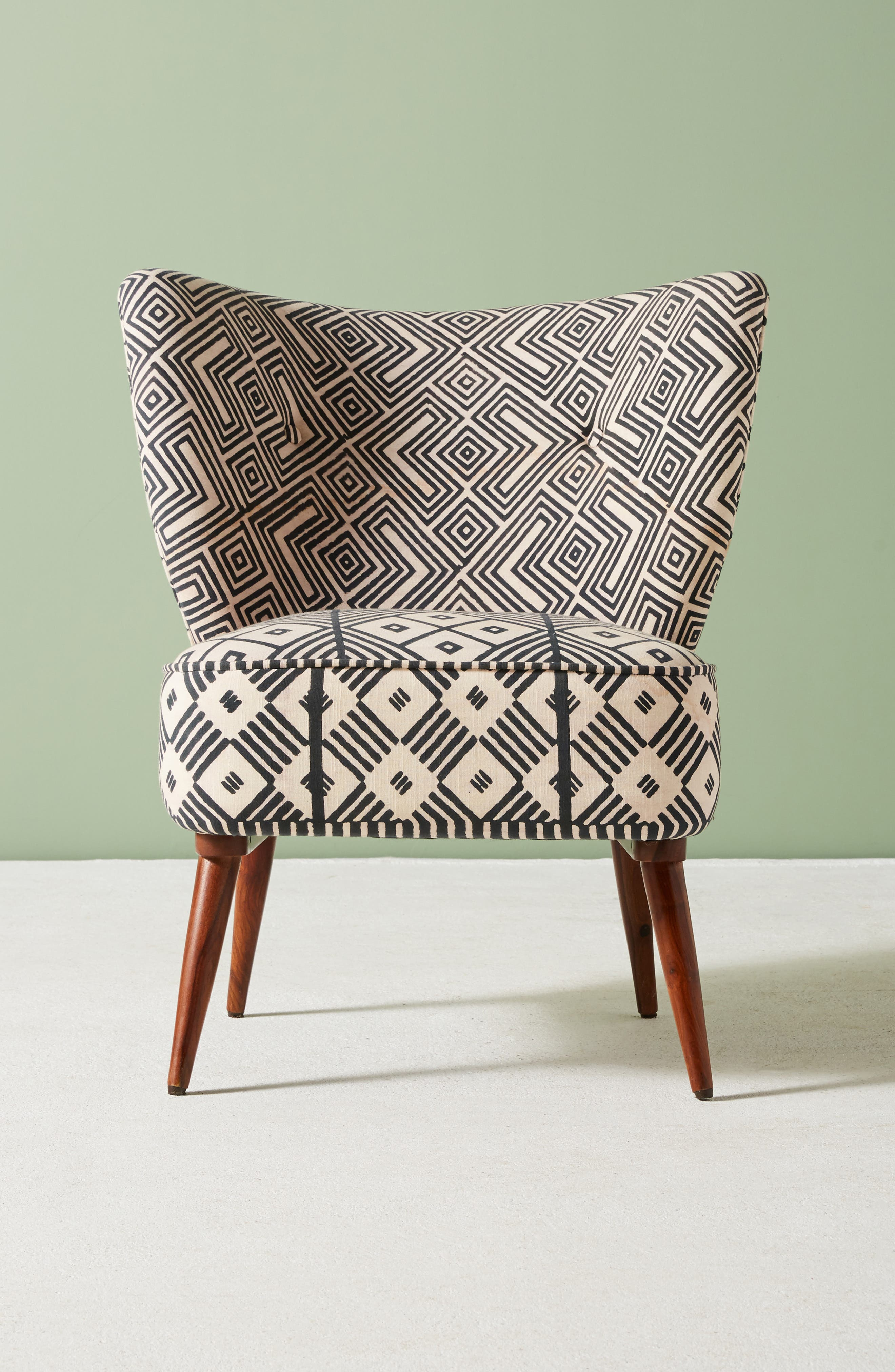 ANTHROPOLOGIE, Ulla Chair, Alternate thumbnail 6, color, 020