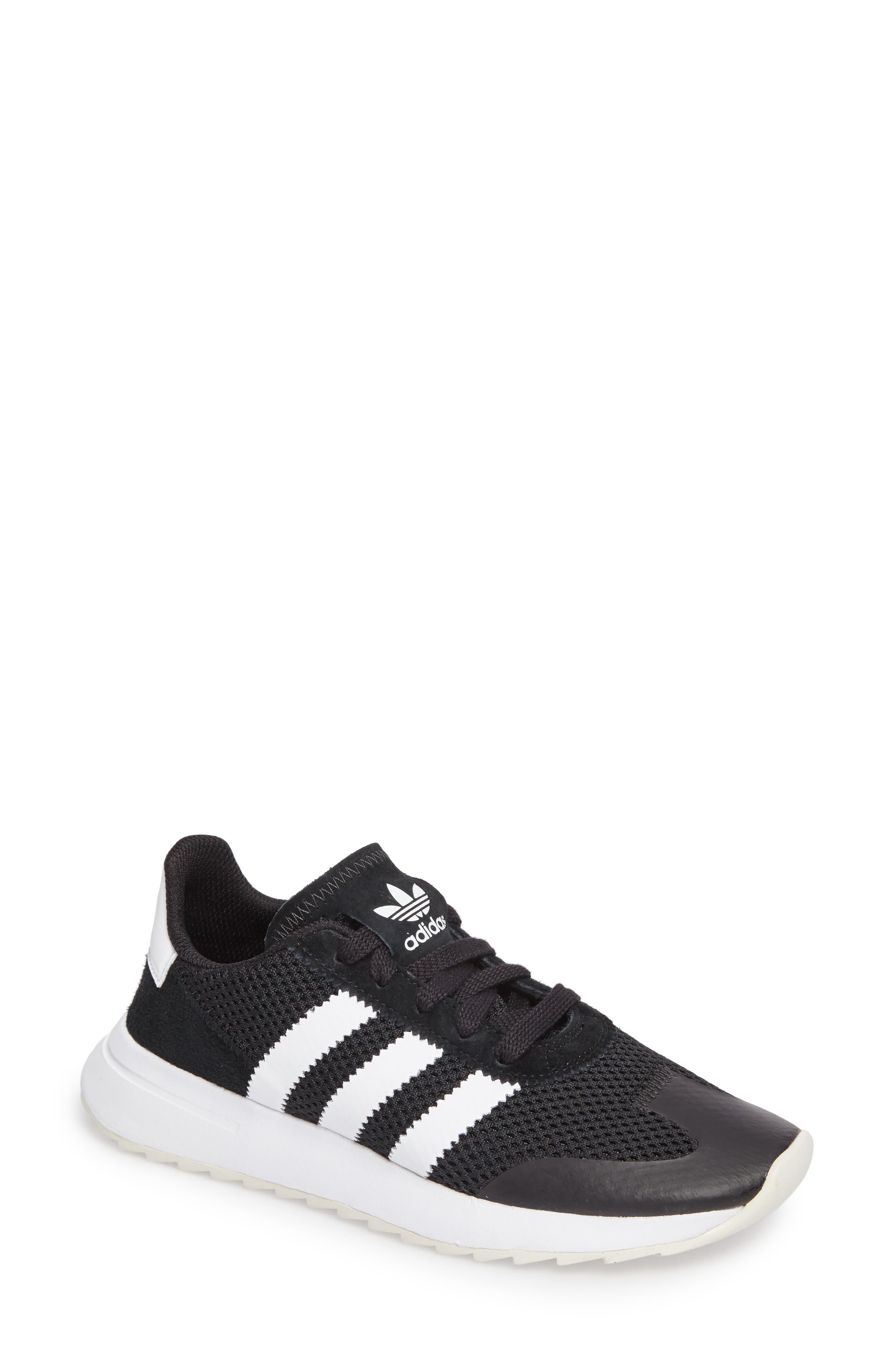 ADIDAS Flashback Sneaker, Main, color, 001