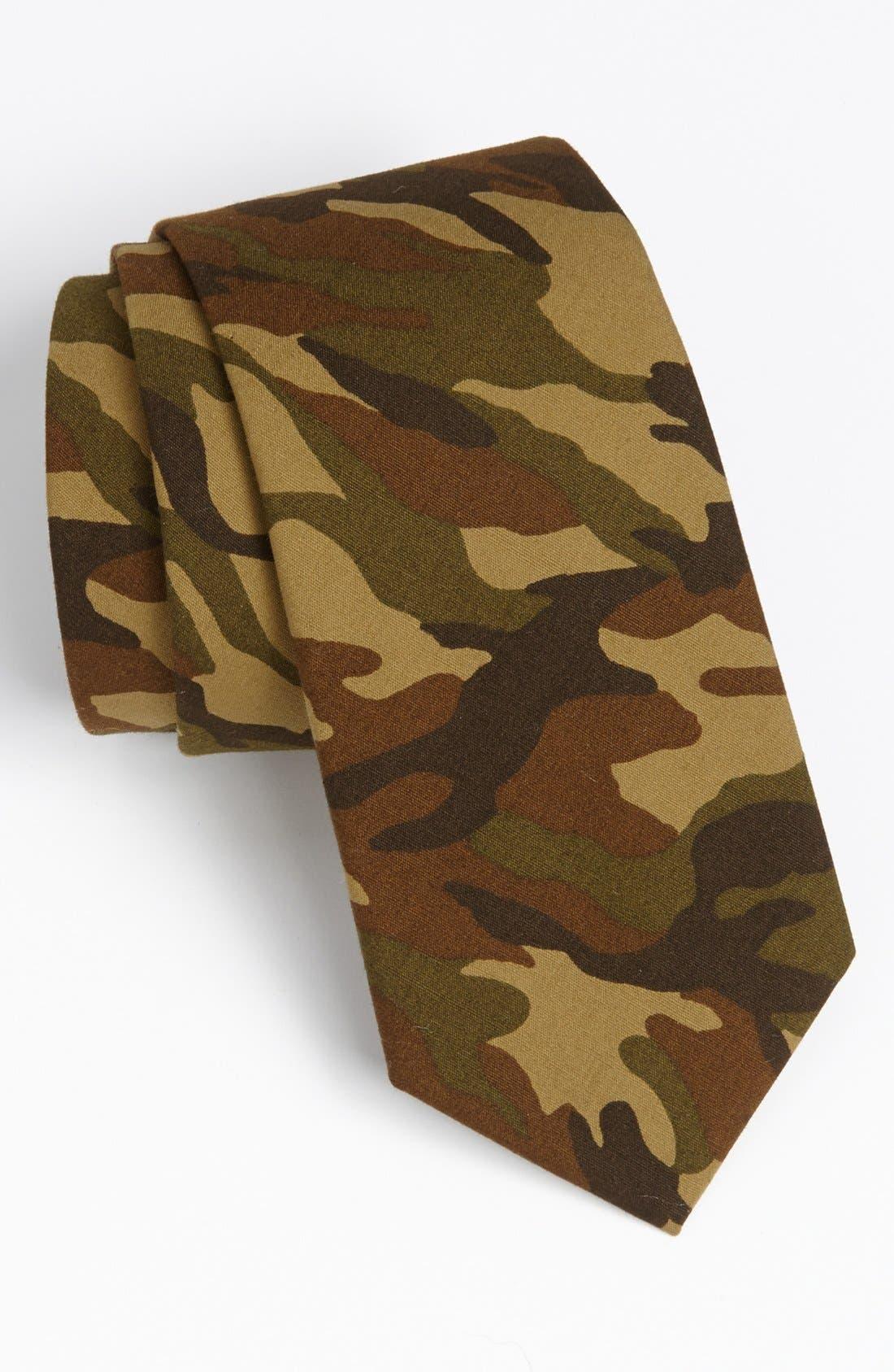 ROBERT STEWART, Woven Tie, Main thumbnail 1, color, 300