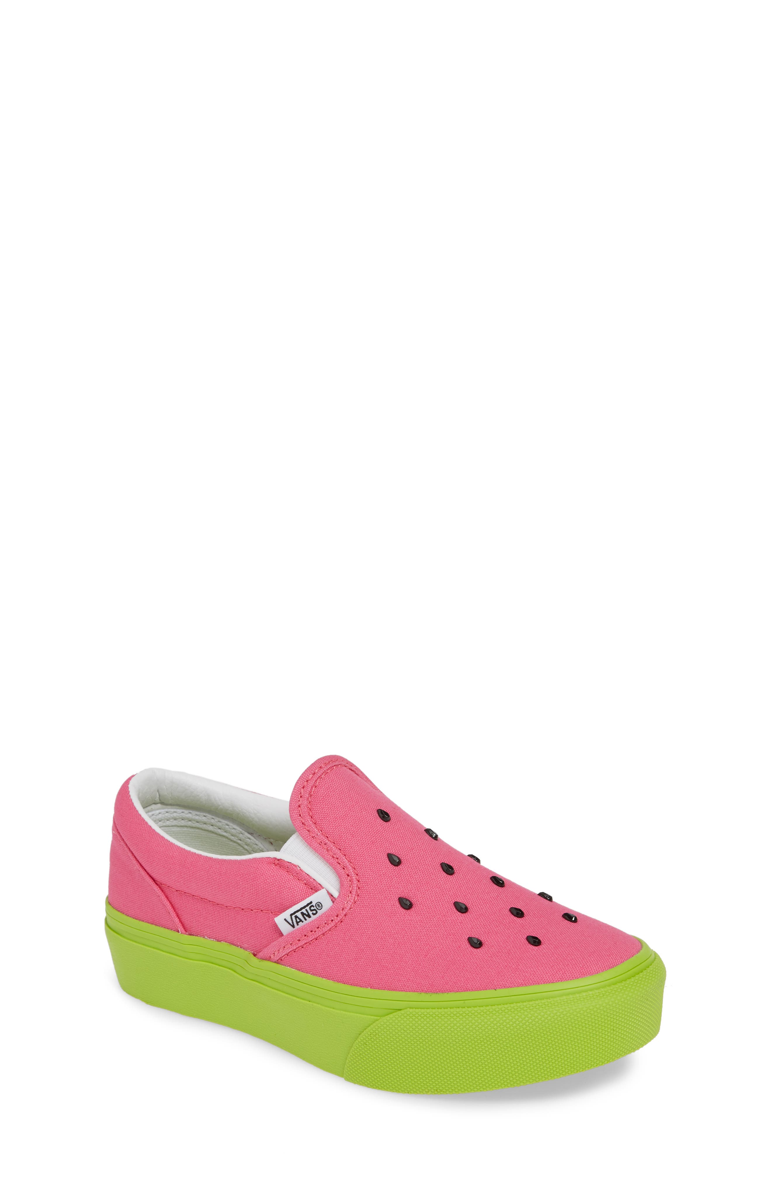 cd699e61fea4 Vans - Girls Sneakers   Athletic Shoes - Kids  Shoes and Boots to ...