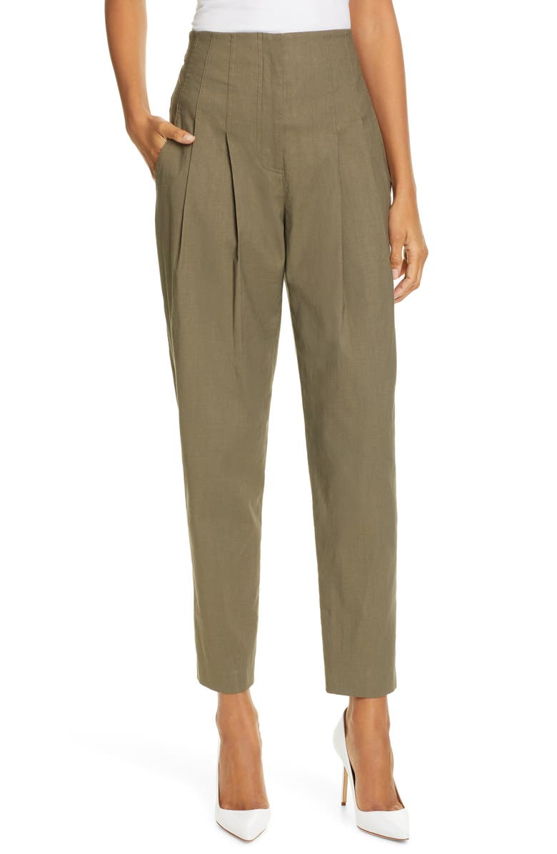 A.l.c Pants JACKSON HIGH WAIST PANTS