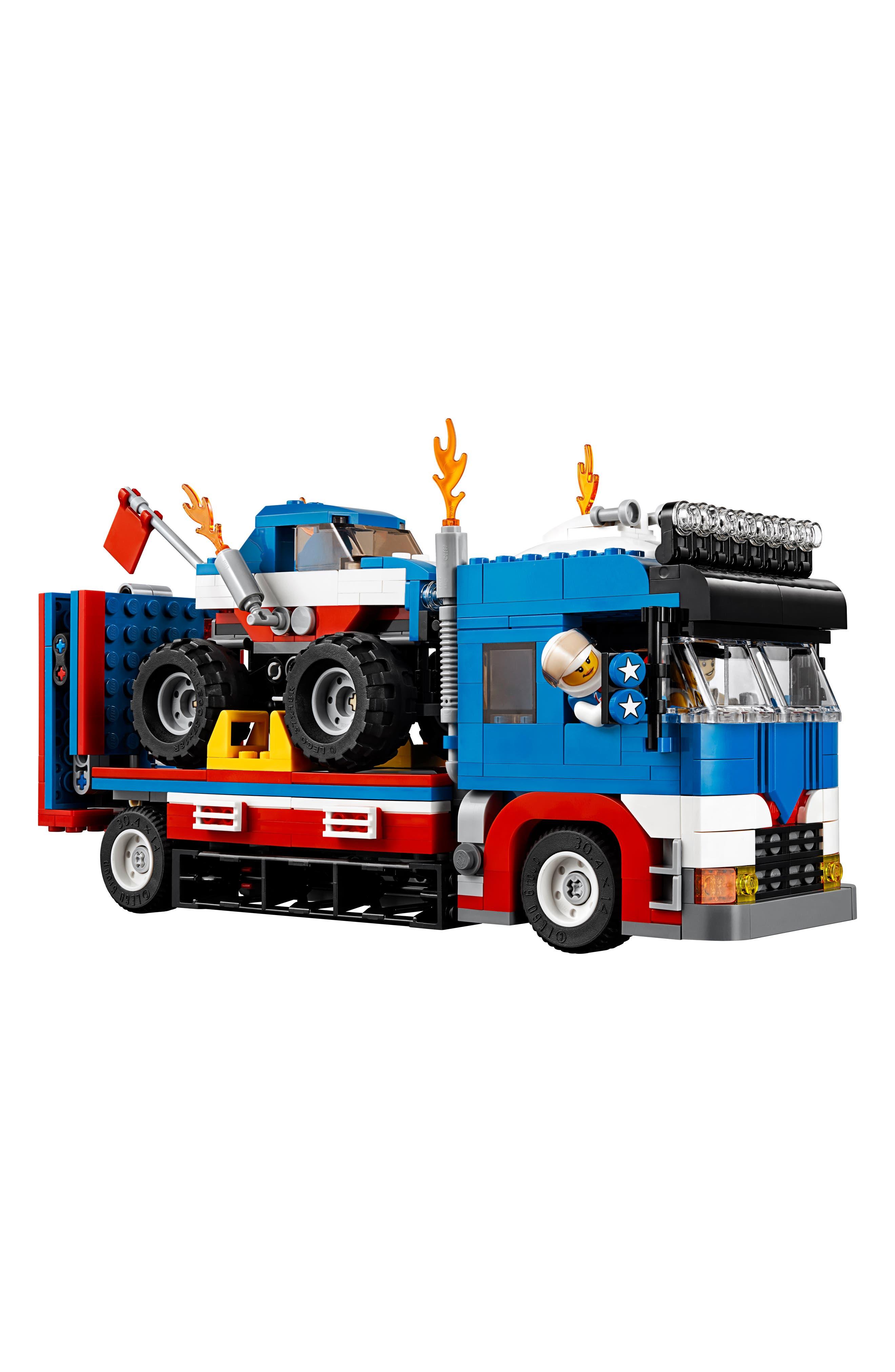 LEGO<SUP>®</SUP>, Creator Mobile Stunt Show - 31085, Alternate thumbnail 5, color, 960