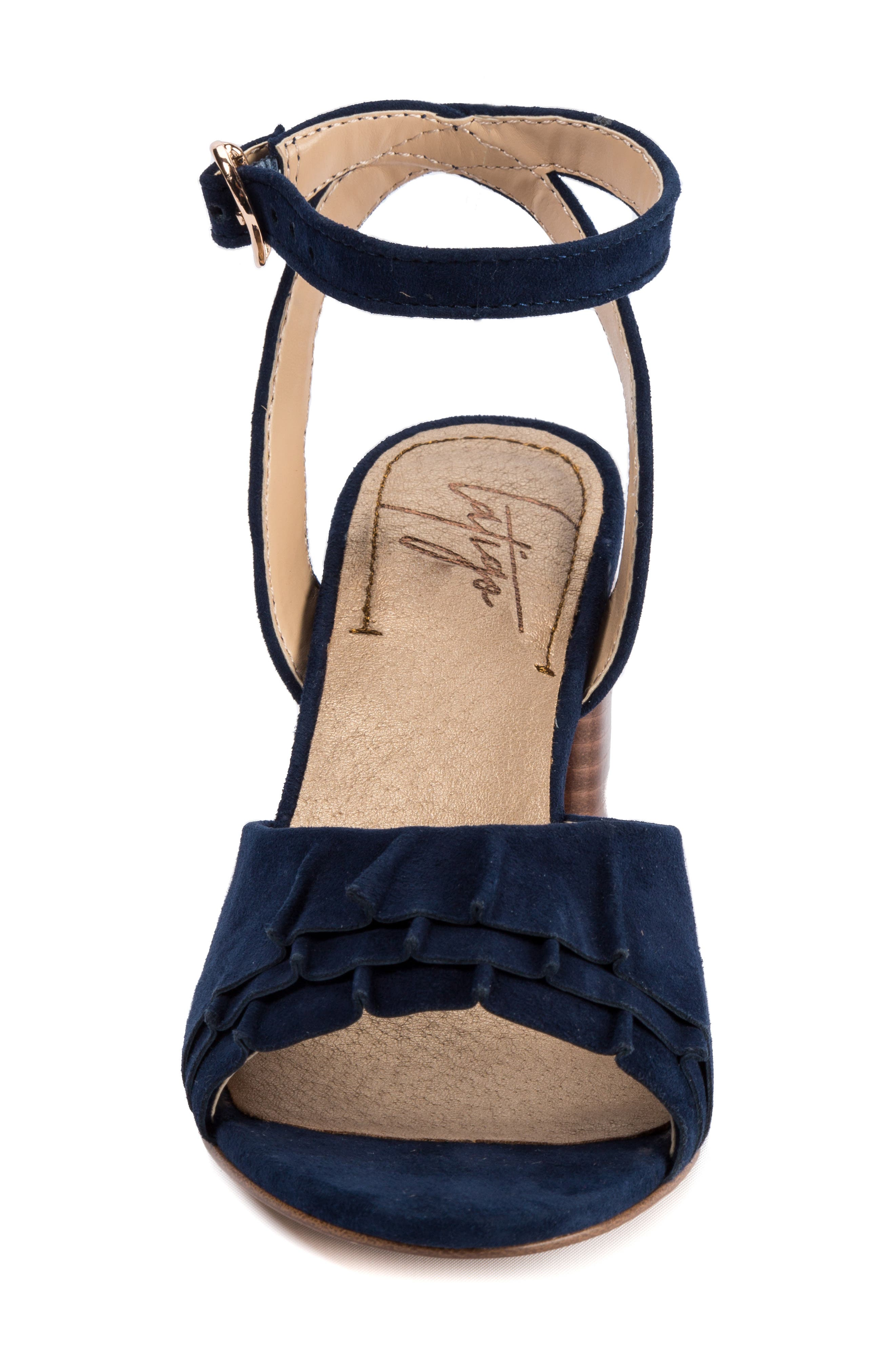 LATIGO, Idelle Ankle Strap Sandal, Alternate thumbnail 4, color, 410