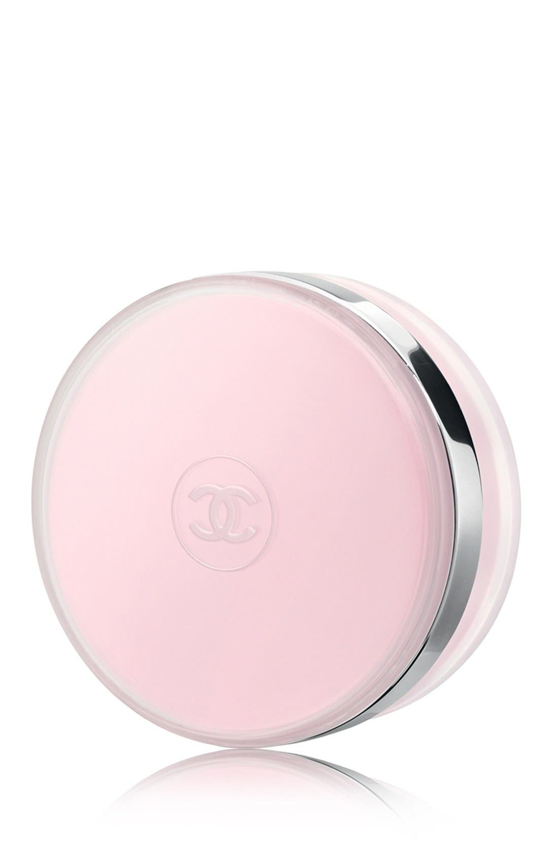 CHANEL CHANCE EAU TENDRE<br />Moisturizing Body Cream, Main, color, NO COLOR