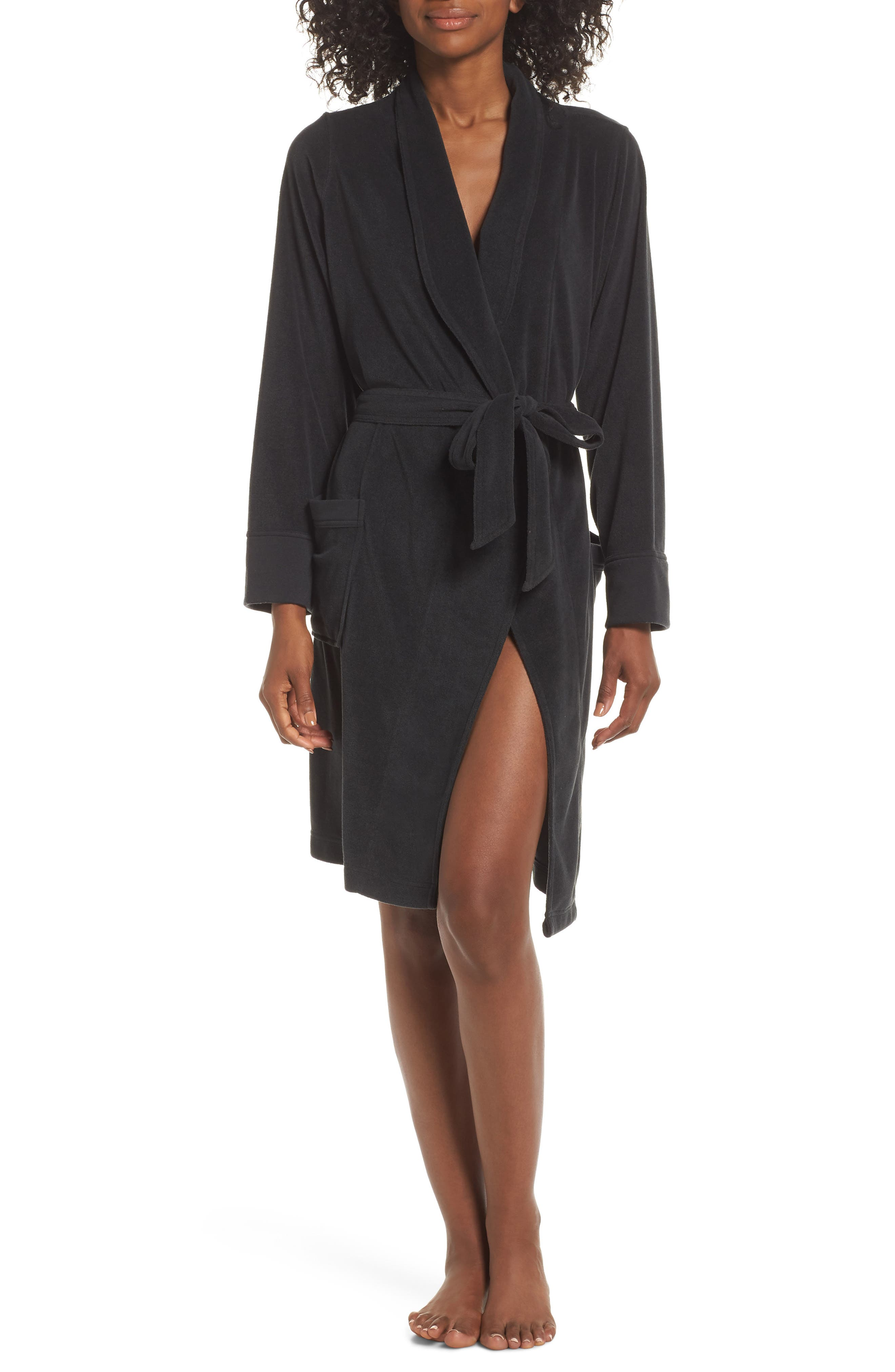 FELINA Lourdes Robe, Main, color, BLACK